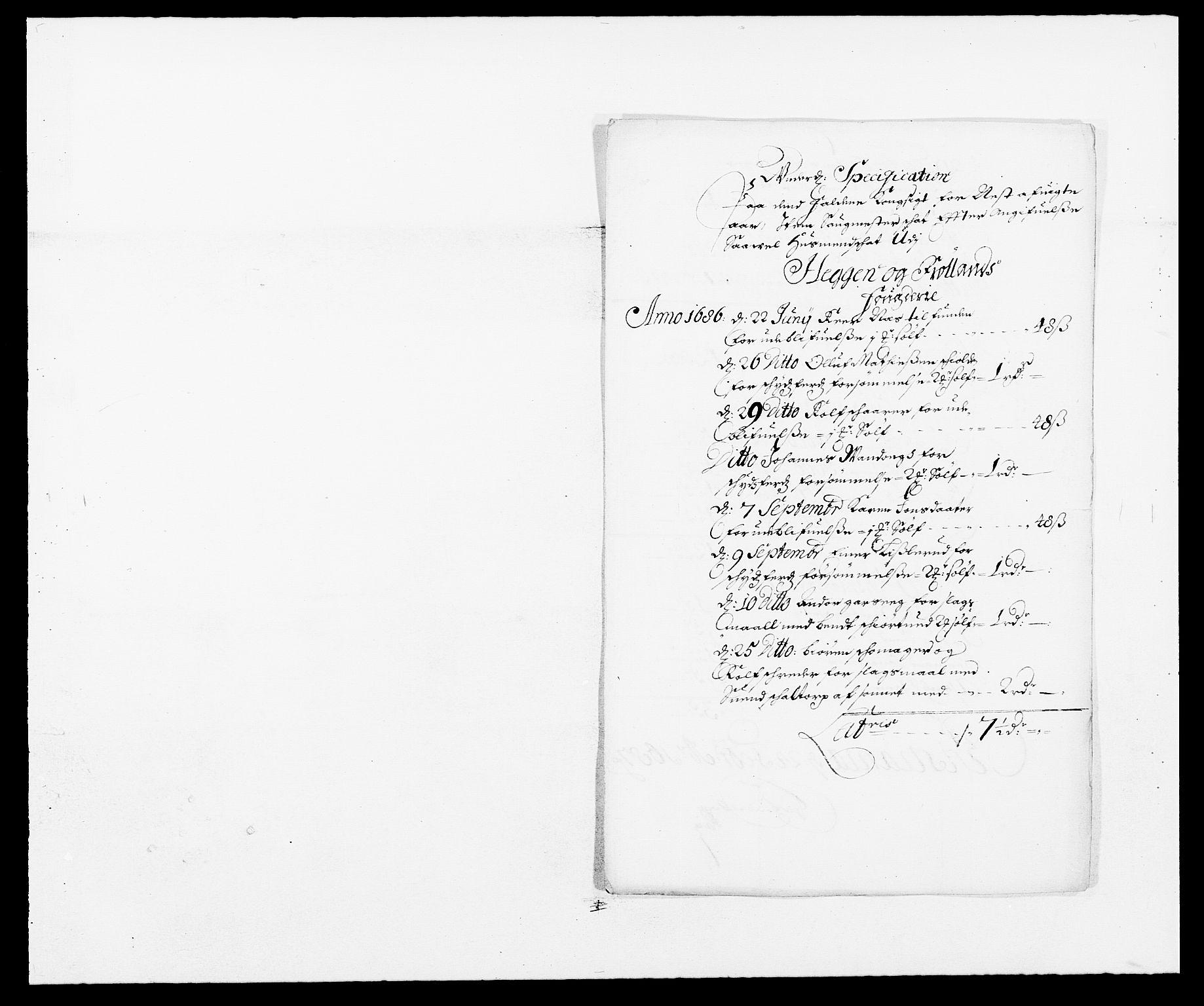 RA, Rentekammeret inntil 1814, Reviderte regnskaper, Fogderegnskap, R06/L0281: Fogderegnskap Heggen og Frøland, 1678-1686, s. 83