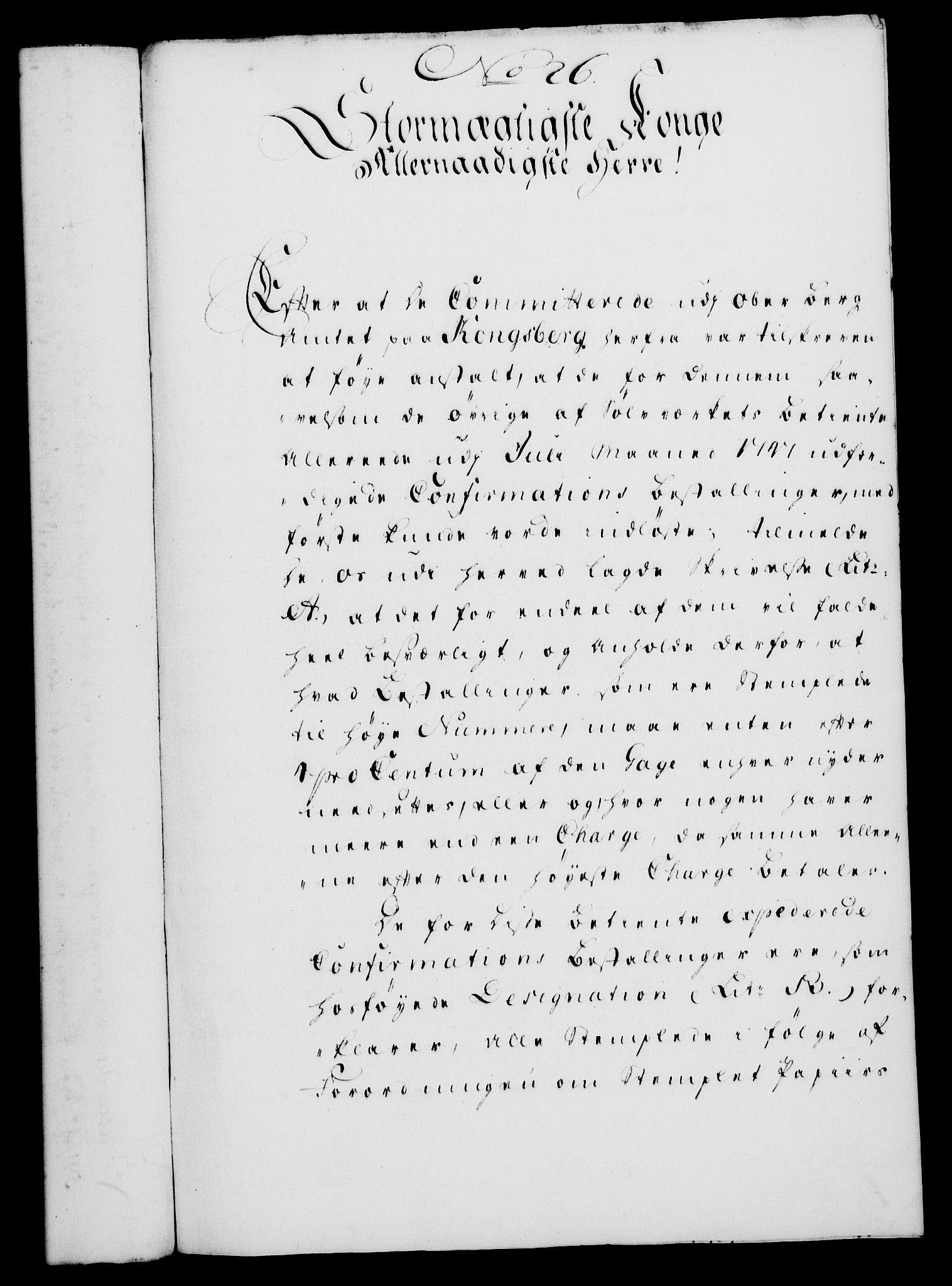 RA, Rentekammeret, Kammerkanselliet, G/Gf/Gfa/L0031: Norsk relasjons- og resolusjonsprotokoll (merket RK 52.31), 1749, s. 135