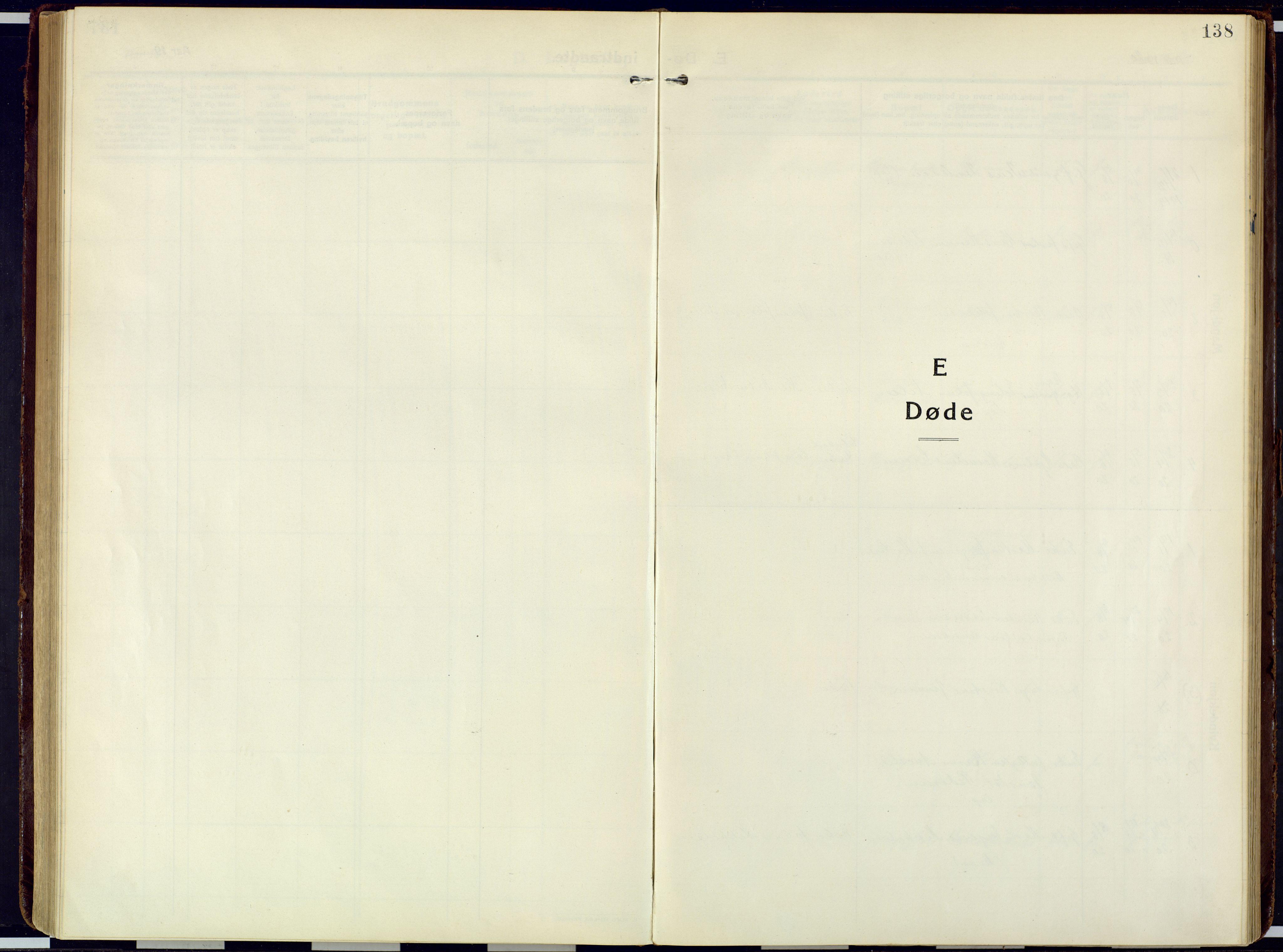SATØ, Loppa sokneprestkontor, H/Ha/L0013kirke: Ministerialbok nr. 13, 1920-1932, s. 138