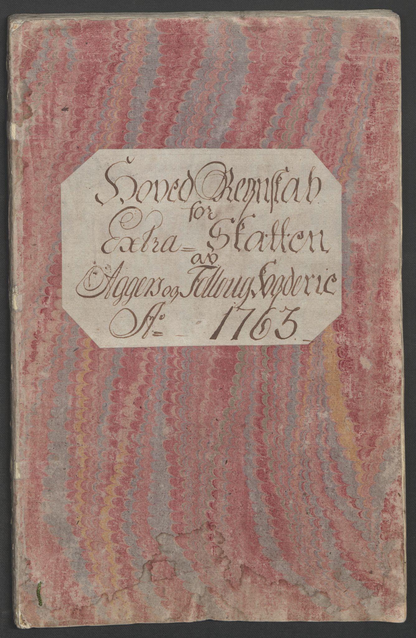 RA, Rentekammeret inntil 1814, Reviderte regnskaper, Fogderegnskap, R10/L0559: Ekstraskatten Aker og Follo, 1763, s. 4