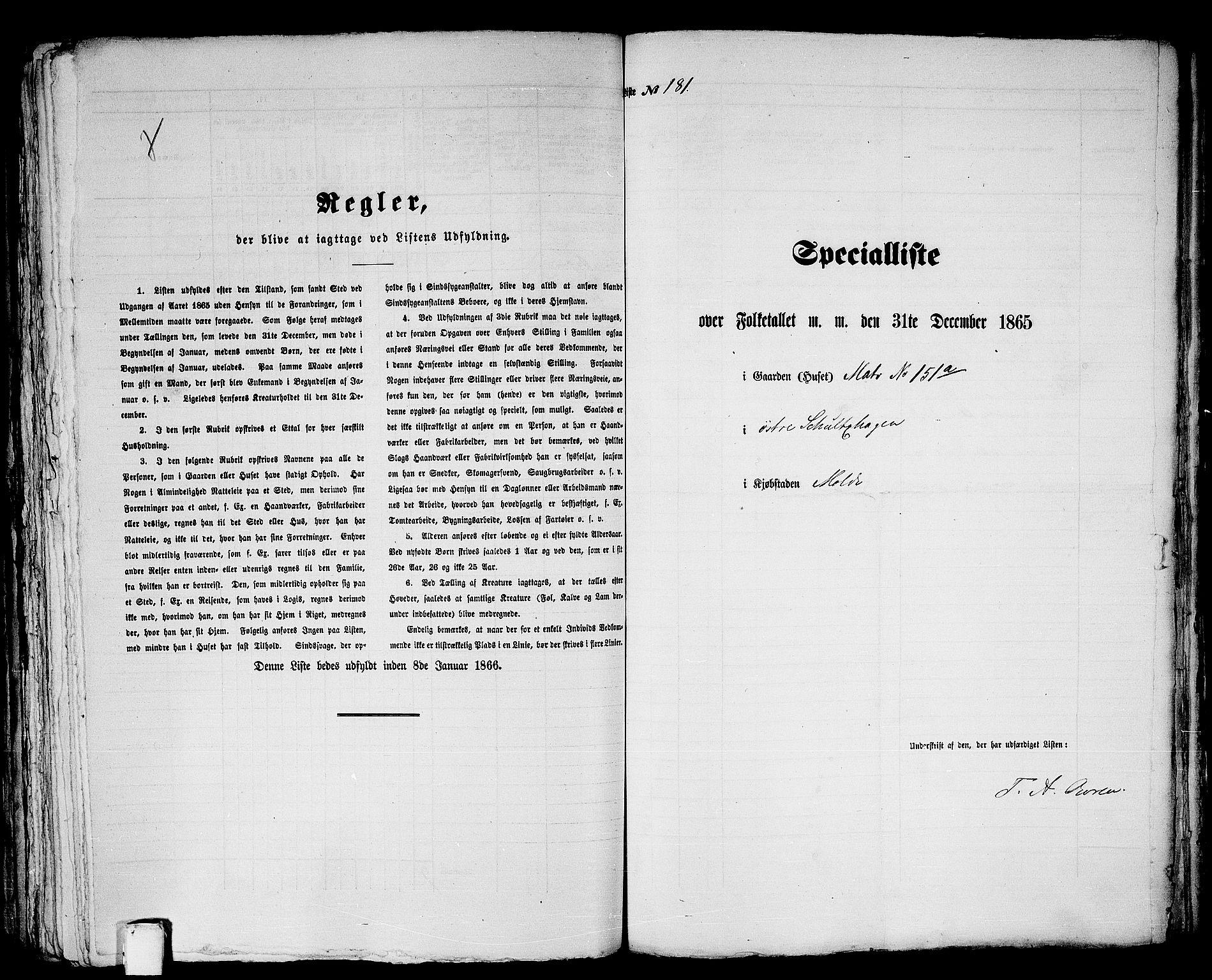 RA, Folketelling 1865 for 1502P Molde prestegjeld, 1865, s. 372