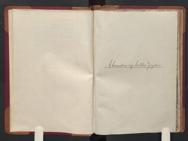 RA, Manntallet 1701, nr. 14: Strinda og Selbu fogderi, 1701, s. upaginert