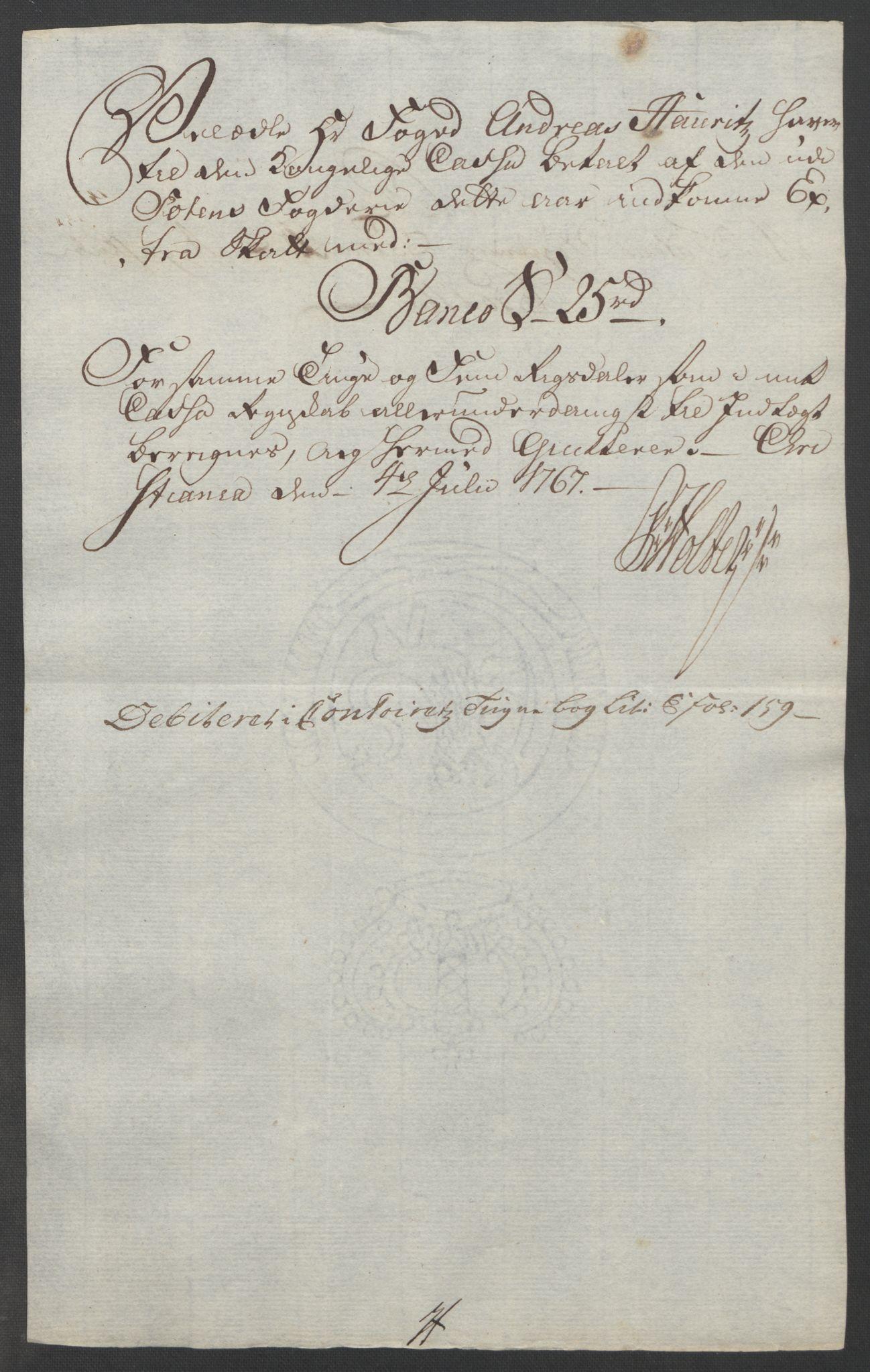 RA, Rentekammeret inntil 1814, Reviderte regnskaper, Fogderegnskap, R19/L1399: Fogderegnskap Toten, Hadeland og Vardal, 1762-1783, s. 121