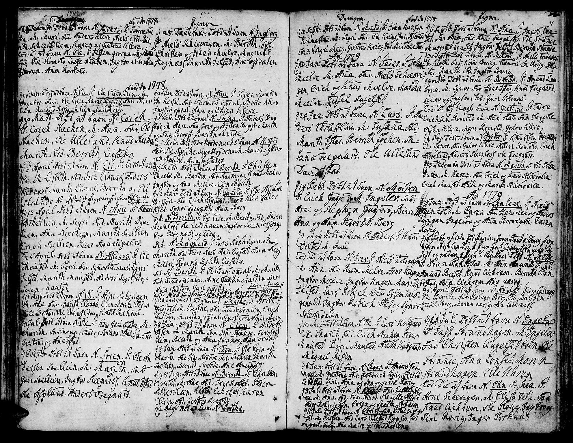 SAT, Ministerialprotokoller, klokkerbøker og fødselsregistre - Møre og Romsdal, 555/L0648: Ministerialbok nr. 555A01, 1759-1793, s. 52
