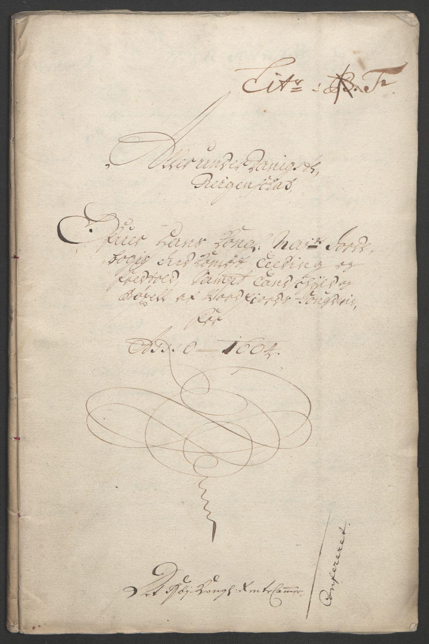 RA, Rentekammeret inntil 1814, Reviderte regnskaper, Fogderegnskap, R53/L3421: Fogderegnskap Sunn- og Nordfjord, 1693-1694, s. 394