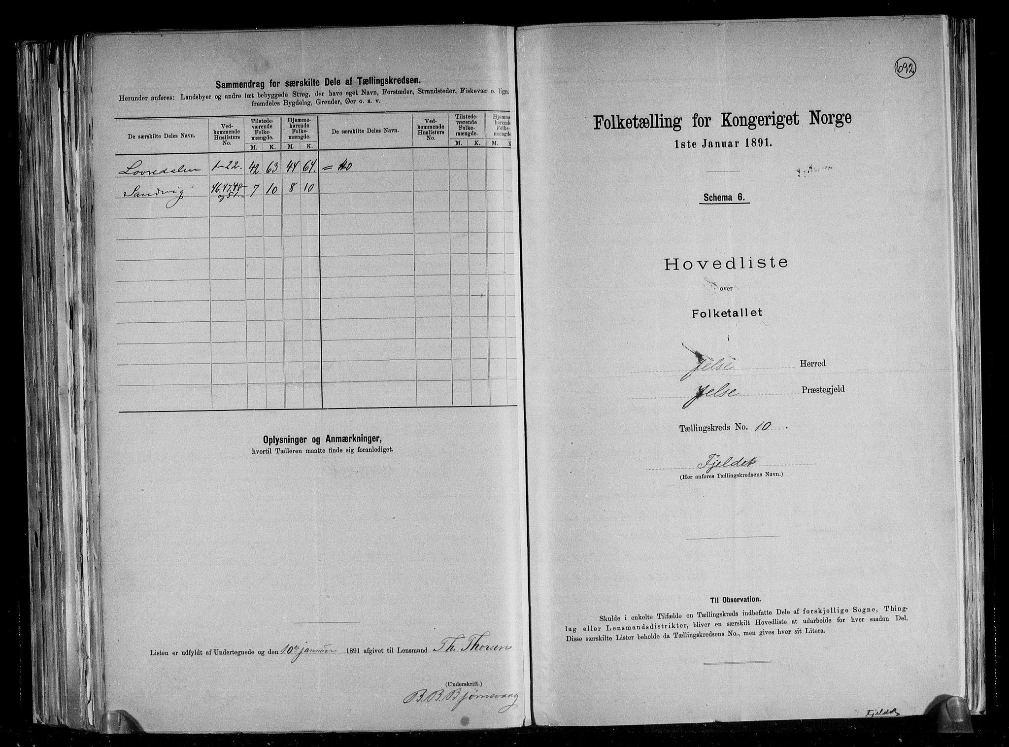 RA, Folketelling 1891 for 1138 Jelsa herred, 1891, s. 24