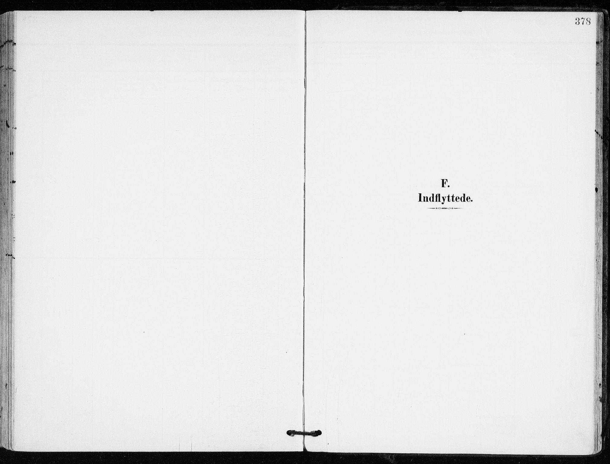 SAKO, Kongsberg kirkebøker, F/Fb/L0004: Ministerialbok nr. II 4, 1906-1918, s. 378