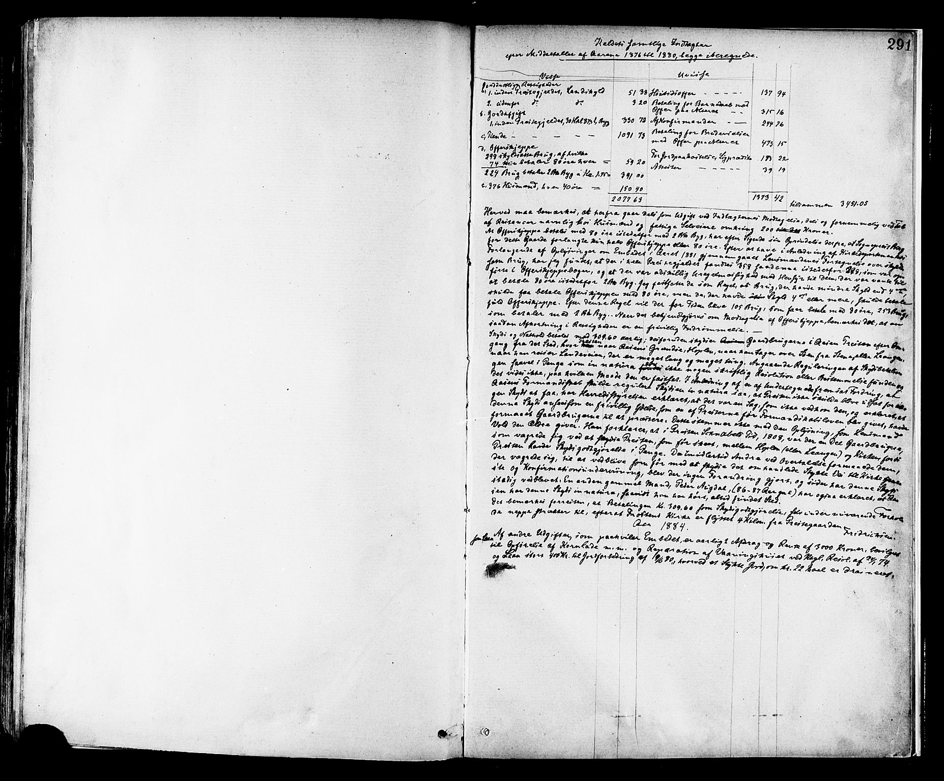 SAT, Ministerialprotokoller, klokkerbøker og fødselsregistre - Nord-Trøndelag, 713/L0120: Ministerialbok nr. 713A09, 1878-1887, s. 291