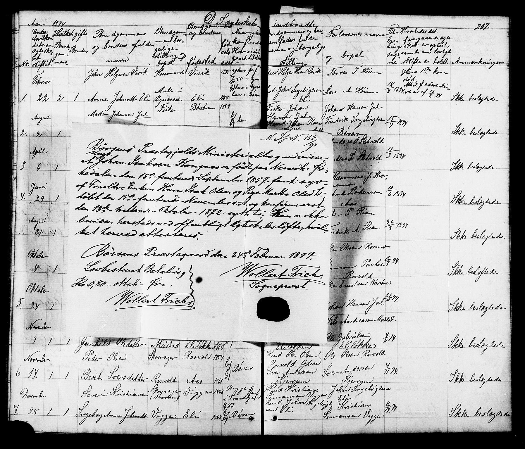 SAT, Ministerialprotokoller, klokkerbøker og fødselsregistre - Sør-Trøndelag, 665/L0777: Klokkerbok nr. 665C02, 1867-1915, s. 251
