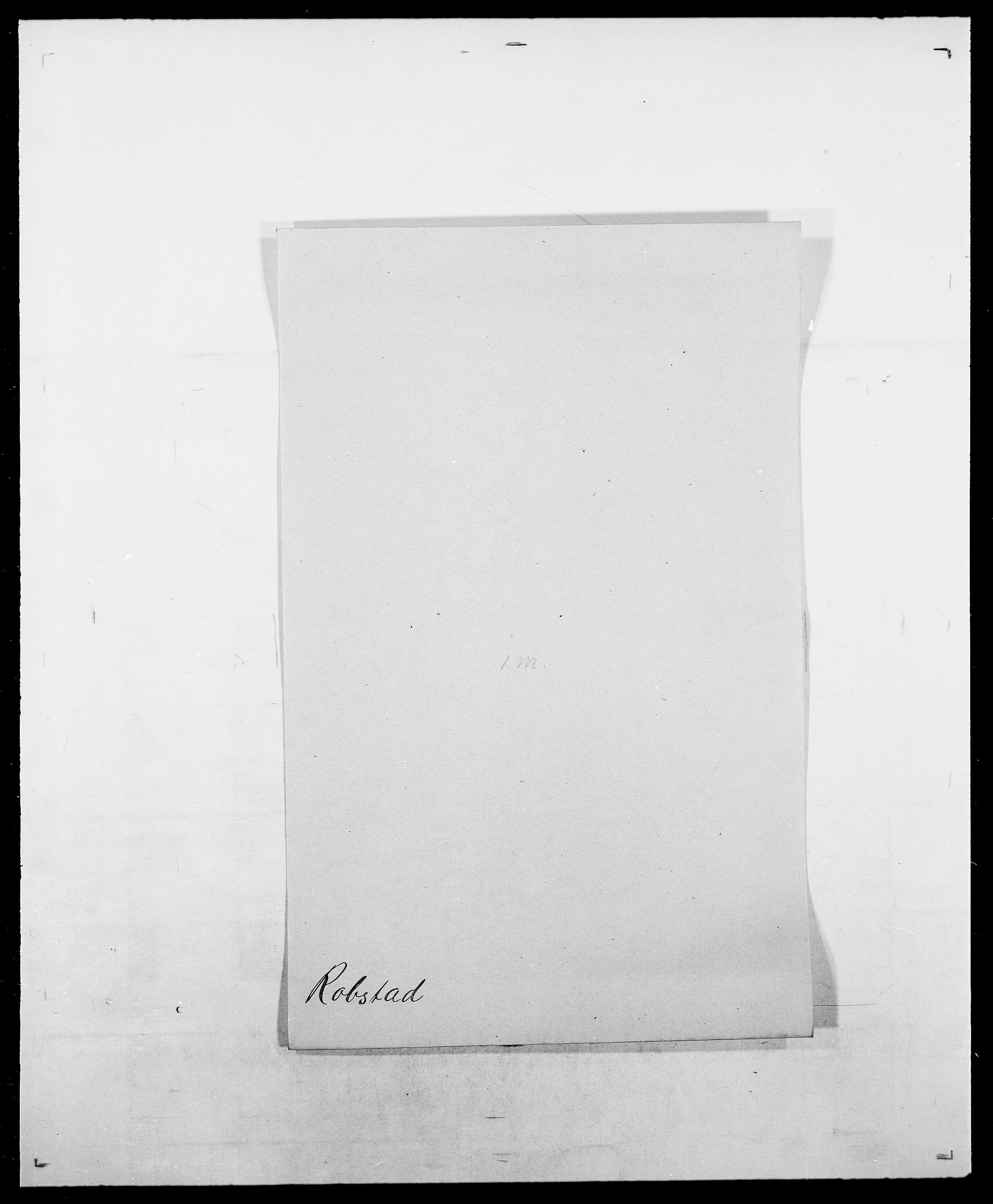 SAO, Delgobe, Charles Antoine - samling, D/Da/L0033: Roald - Røyem, s. 9