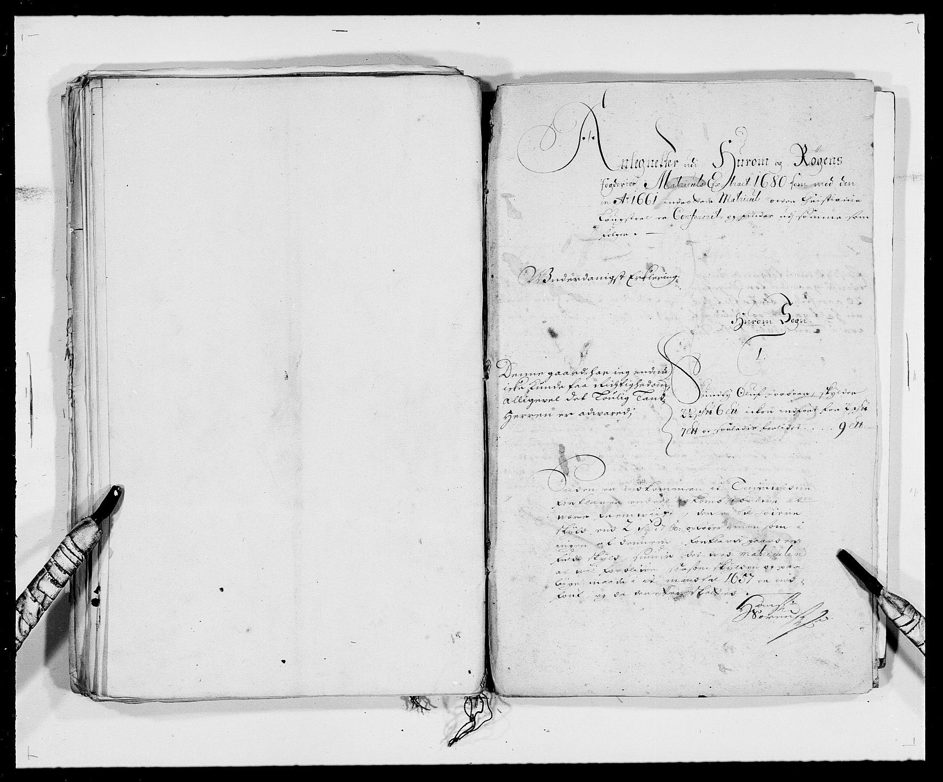 RA, Rentekammeret inntil 1814, Reviderte regnskaper, Fogderegnskap, R29/L1693: Fogderegnskap Hurum og Røyken, 1688-1693, s. 378