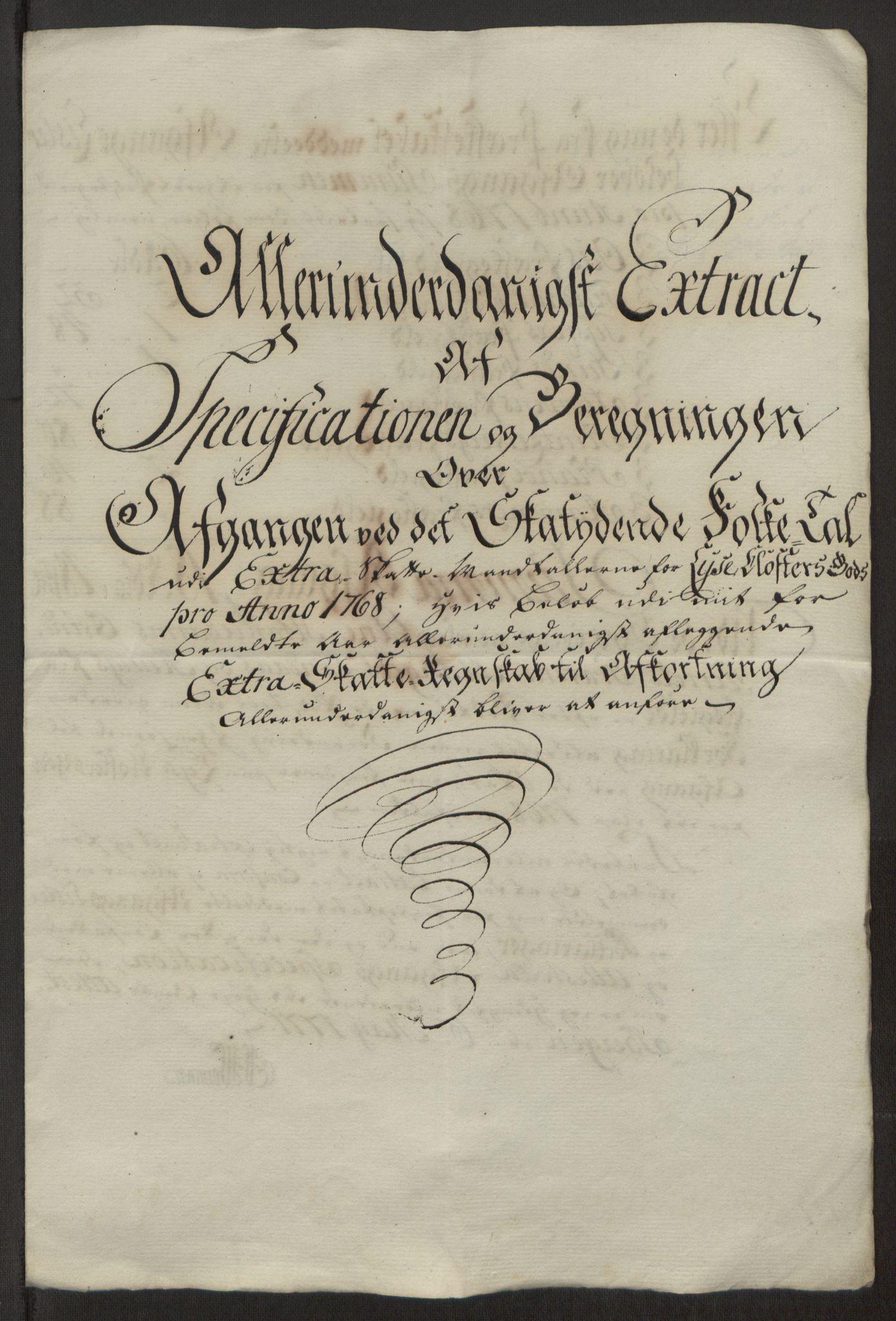 RA, Rentekammeret inntil 1814, Reviderte regnskaper, Fogderegnskap, R50/L3180: Ekstraskatten Lyse kloster, 1762-1783, s. 202