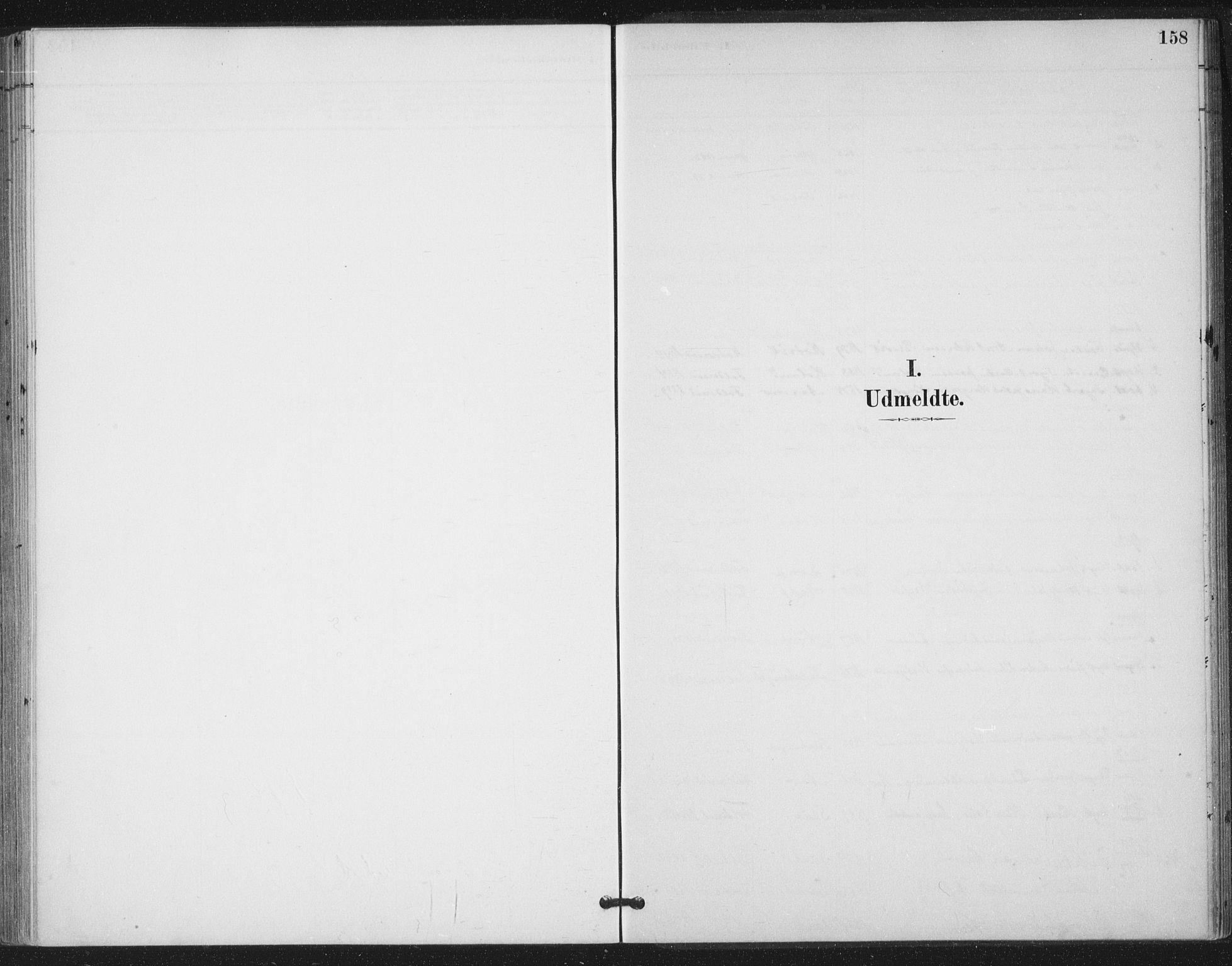 SAT, Ministerialprotokoller, klokkerbøker og fødselsregistre - Nord-Trøndelag, 783/L0660: Ministerialbok nr. 783A02, 1886-1918, s. 158