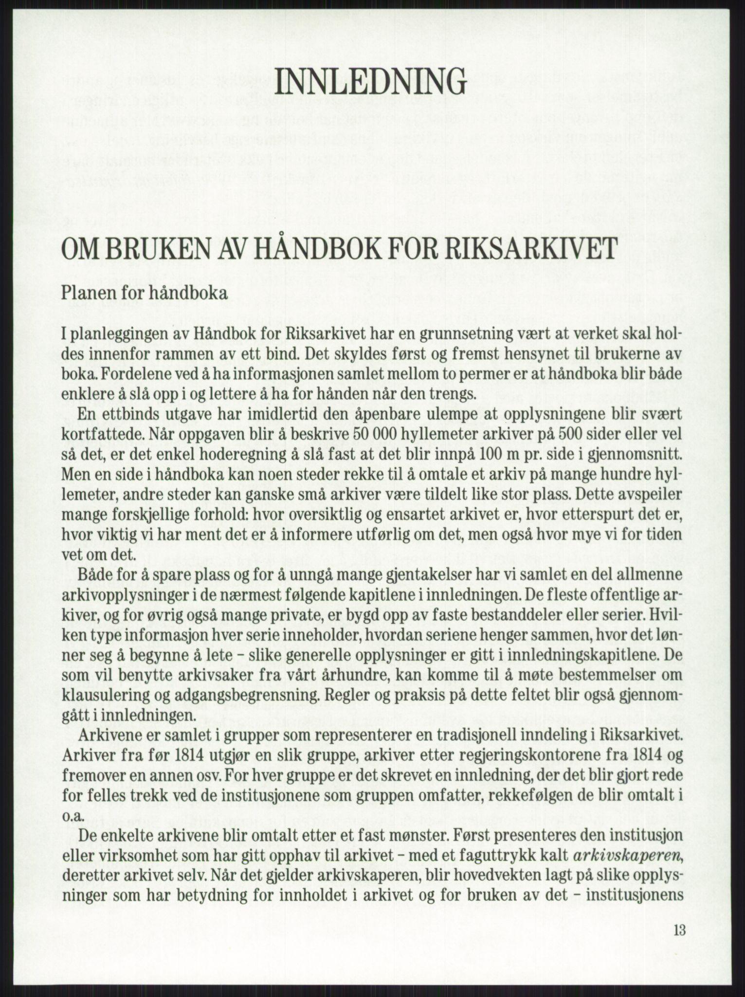 RA, Publikasjoner*, 1974-1977, s. 13