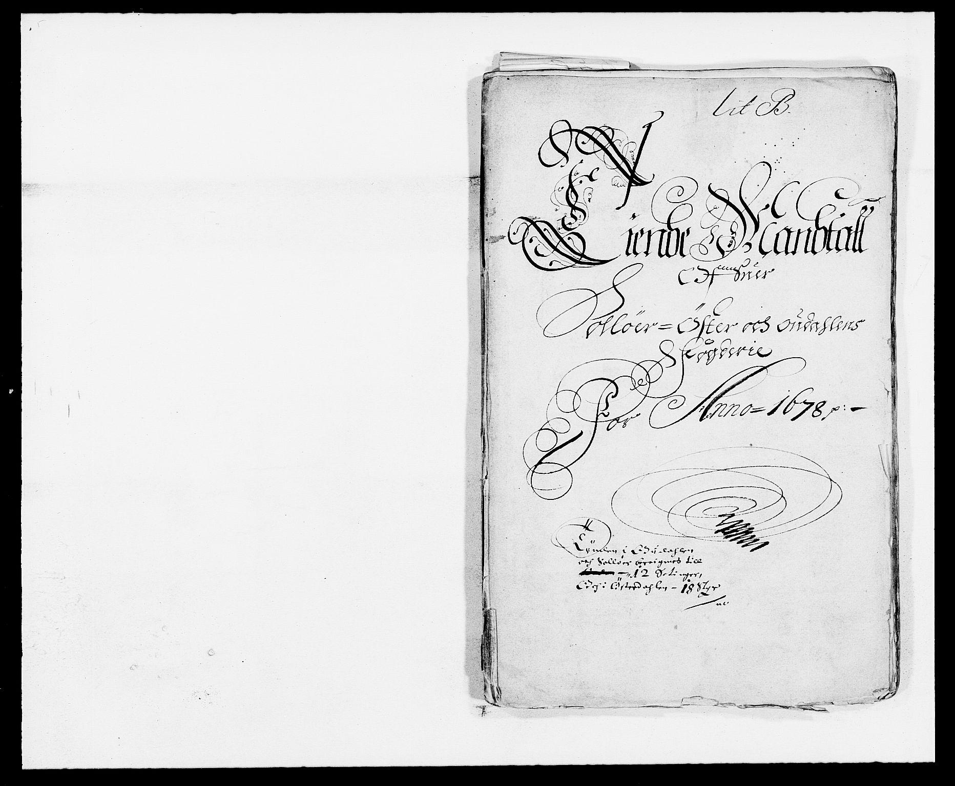 RA, Rentekammeret inntil 1814, Reviderte regnskaper, Fogderegnskap, R13/L0814: Fogderegnskap Solør, Odal og Østerdal, 1678, s. 143
