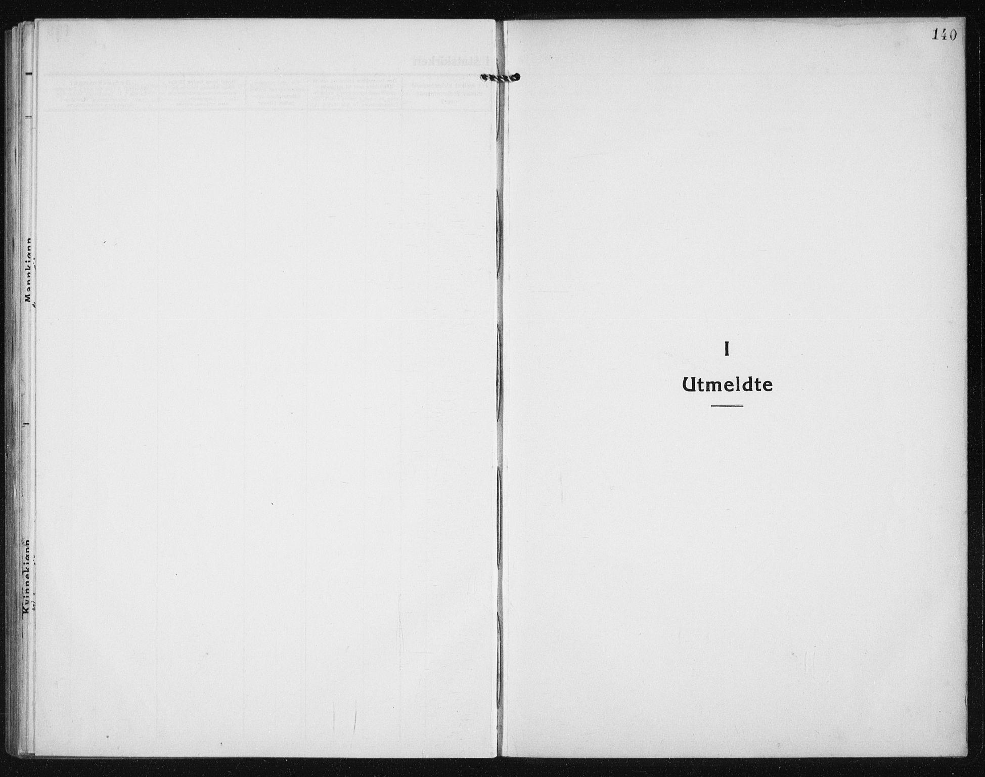 SAT, Ministerialprotokoller, klokkerbøker og fødselsregistre - Sør-Trøndelag, 635/L0554: Klokkerbok nr. 635C02, 1919-1942, s. 140