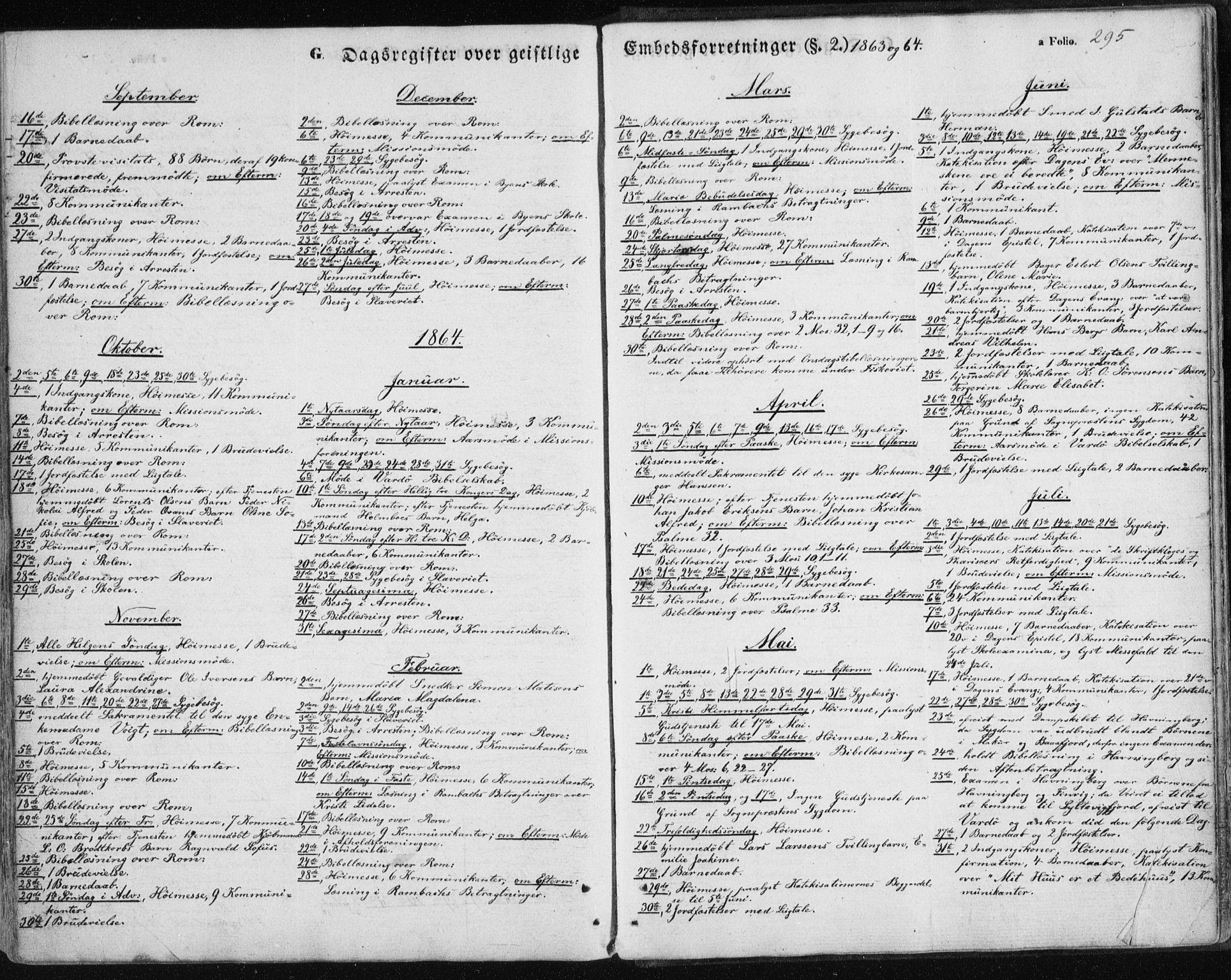 SATØ, Vardø sokneprestkontor, H/Ha/L0004kirke: Ministerialbok nr. 4, 1862-1871, s. 295