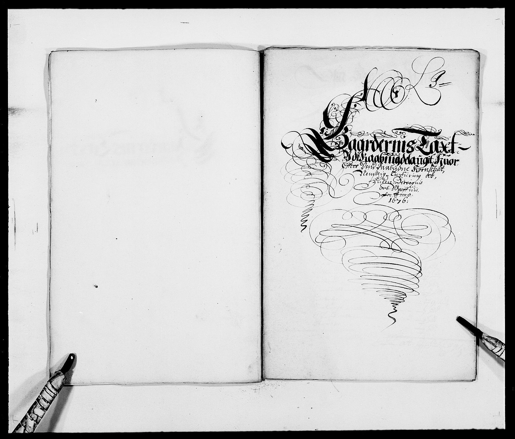 RA, Rentekammeret inntil 1814, Reviderte regnskaper, Fogderegnskap, R40/L2434: Fogderegnskap Råbyggelag, 1675-1676, s. 362