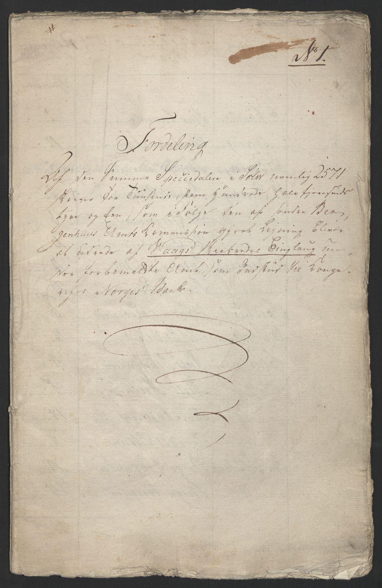 NOBA, Norges Bank/Sølvskatten 1816*, 1816, s. 3