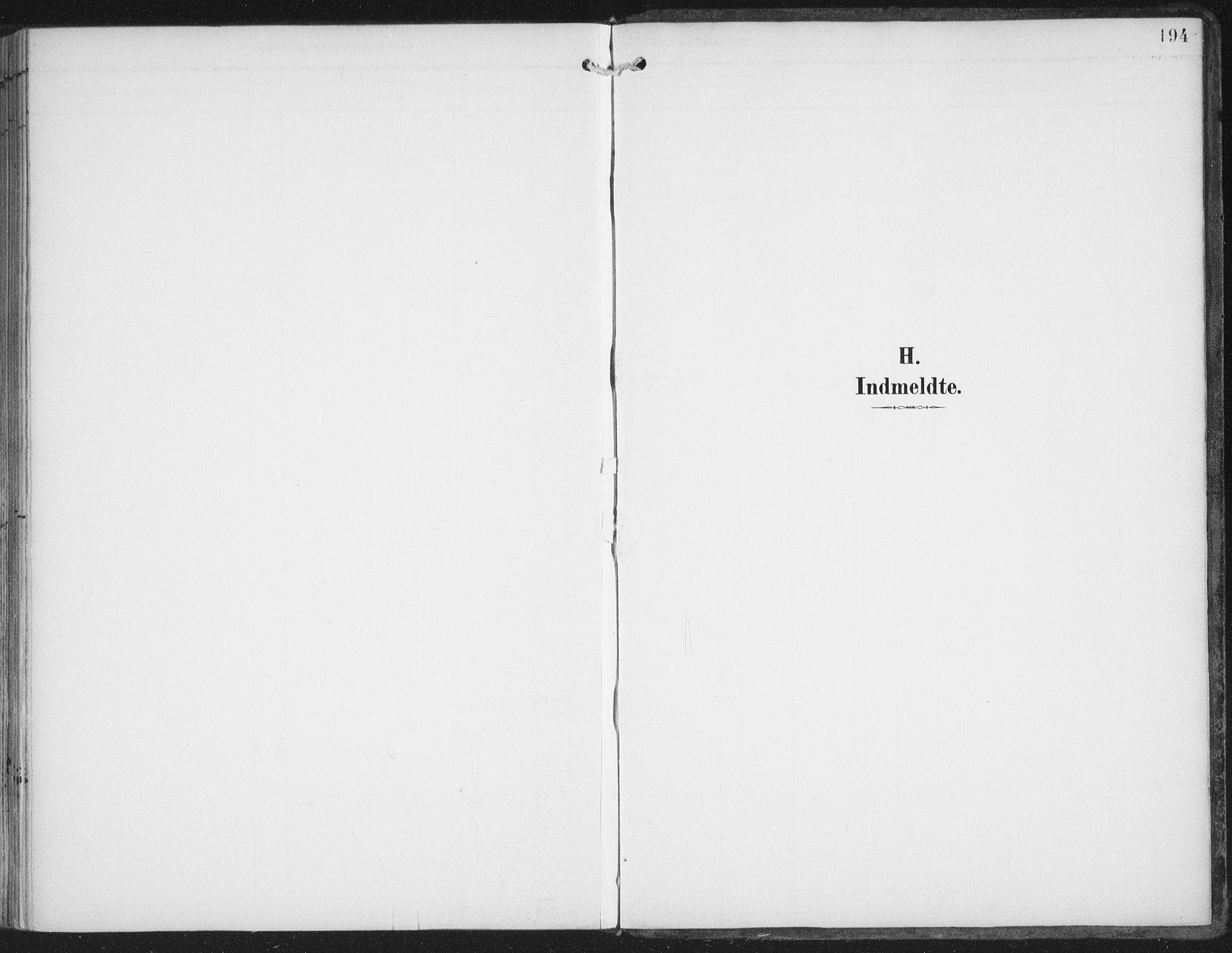 SATØ, Lenvik sokneprestembete, H/Ha: Ministerialbok nr. 15, 1896-1915, s. 194