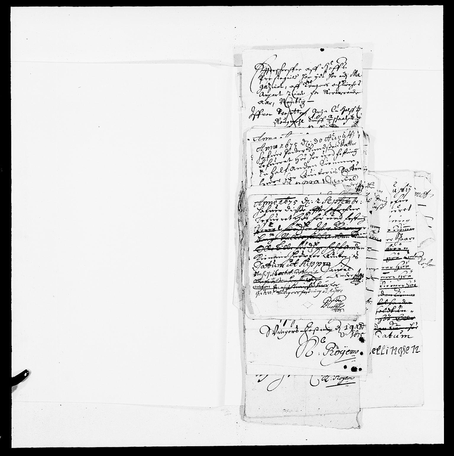 RA, Rentekammeret inntil 1814, Reviderte regnskaper, Fogderegnskap, R13/L0810: Fogderegnskap Solør, Odal og Østerdal, 1675, s. 318
