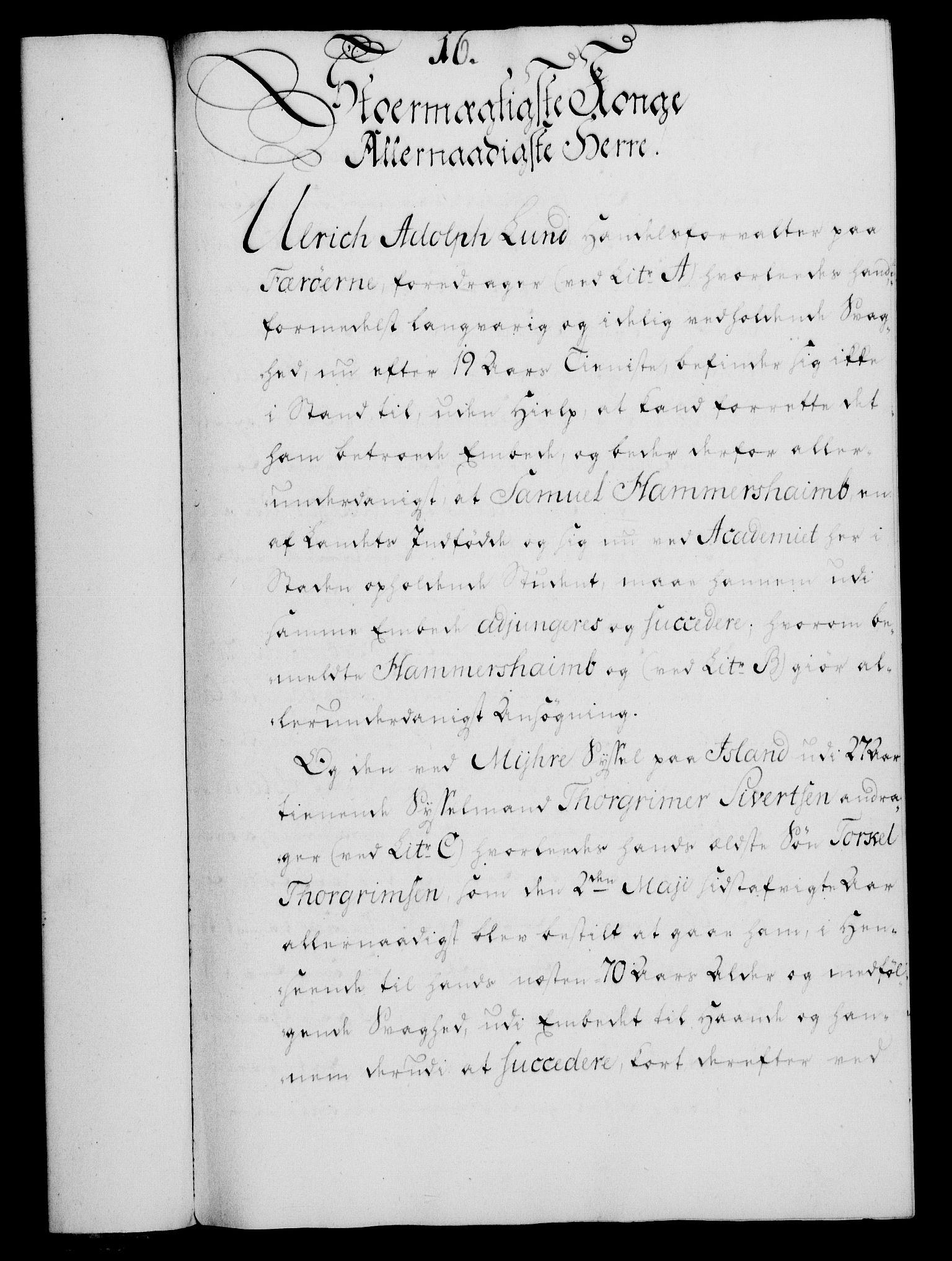 RA, Rentekammeret, Kammerkanselliet, G/Gf/Gfa/L0052: Norsk relasjons- og resolusjonsprotokoll (merket RK 52.52), 1770, s. 90