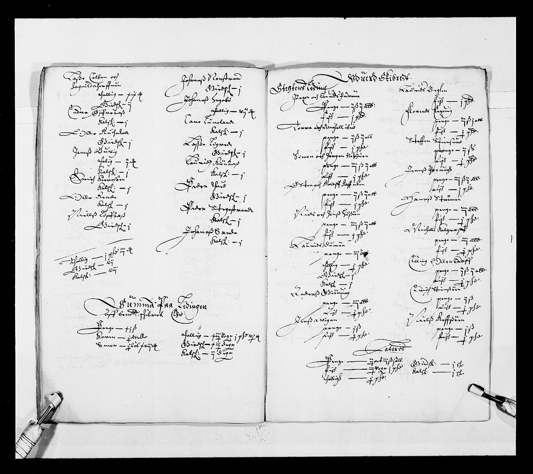 RA, Stattholderembetet 1572-1771, Ek/L0025: Jordebøker 1633-1658:, 1645-1646, s. 137