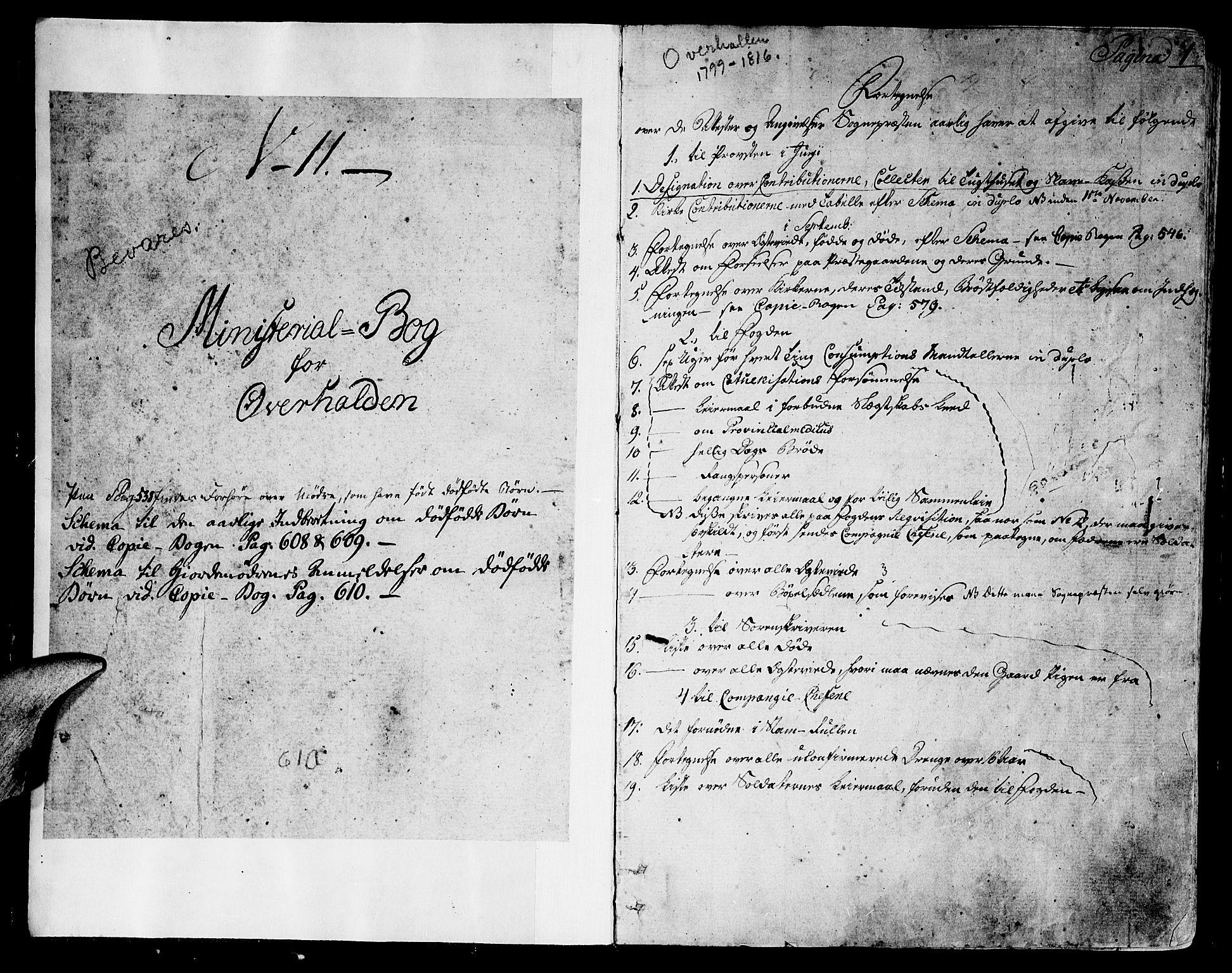 SAT, Ministerialprotokoller, klokkerbøker og fødselsregistre - Nord-Trøndelag, 764/L0545: Ministerialbok nr. 764A05, 1799-1816, s. 0-1