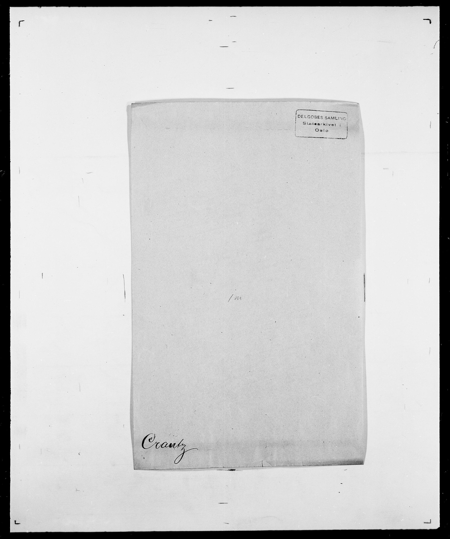 SAO, Delgobe, Charles Antoine - samling, D/Da/L0008: Capjon - Dagenbolt, s. 594