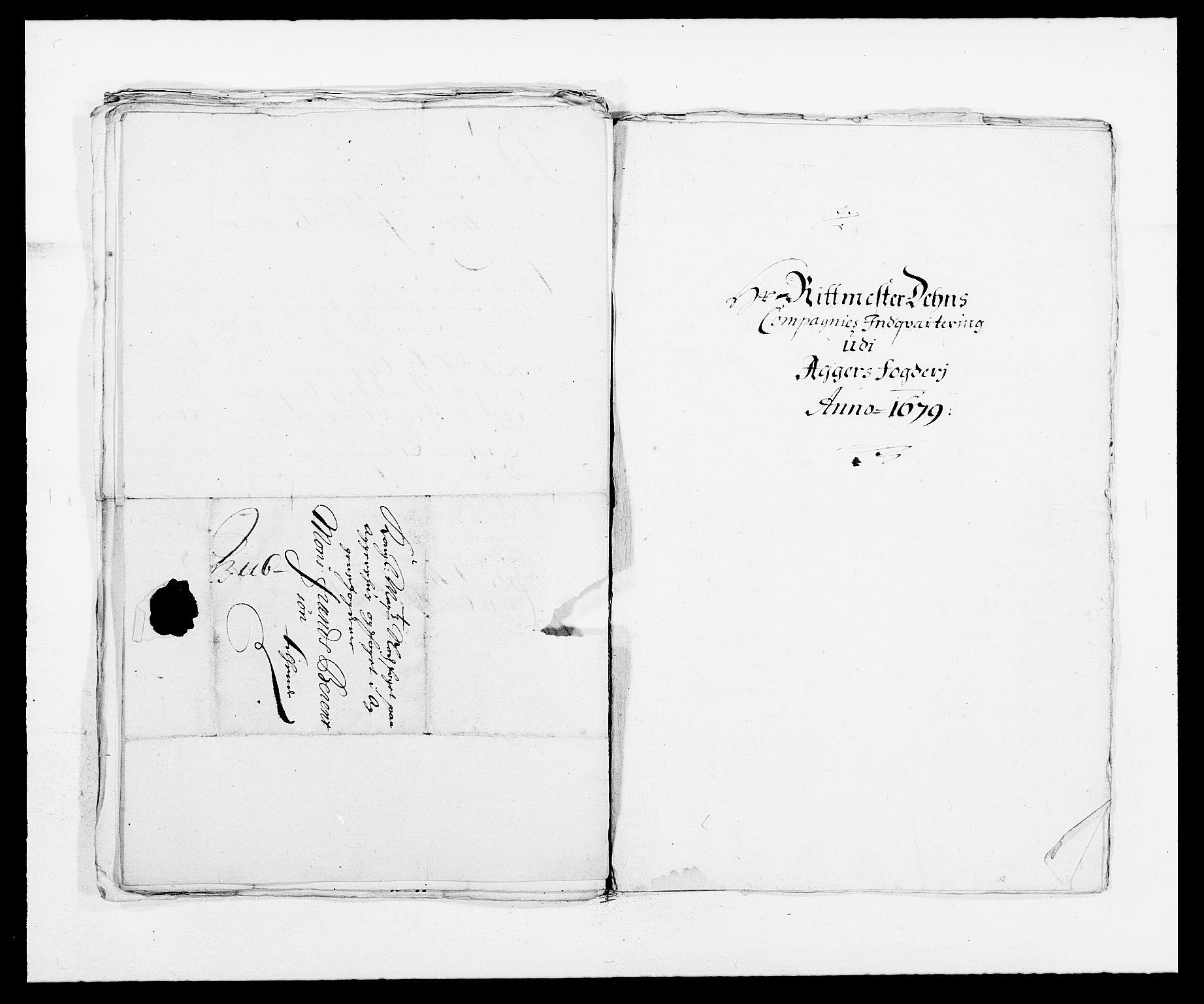RA, Rentekammeret inntil 1814, Reviderte regnskaper, Fogderegnskap, R08/L0418: Fogderegnskap Aker, 1678-1681, s. 143