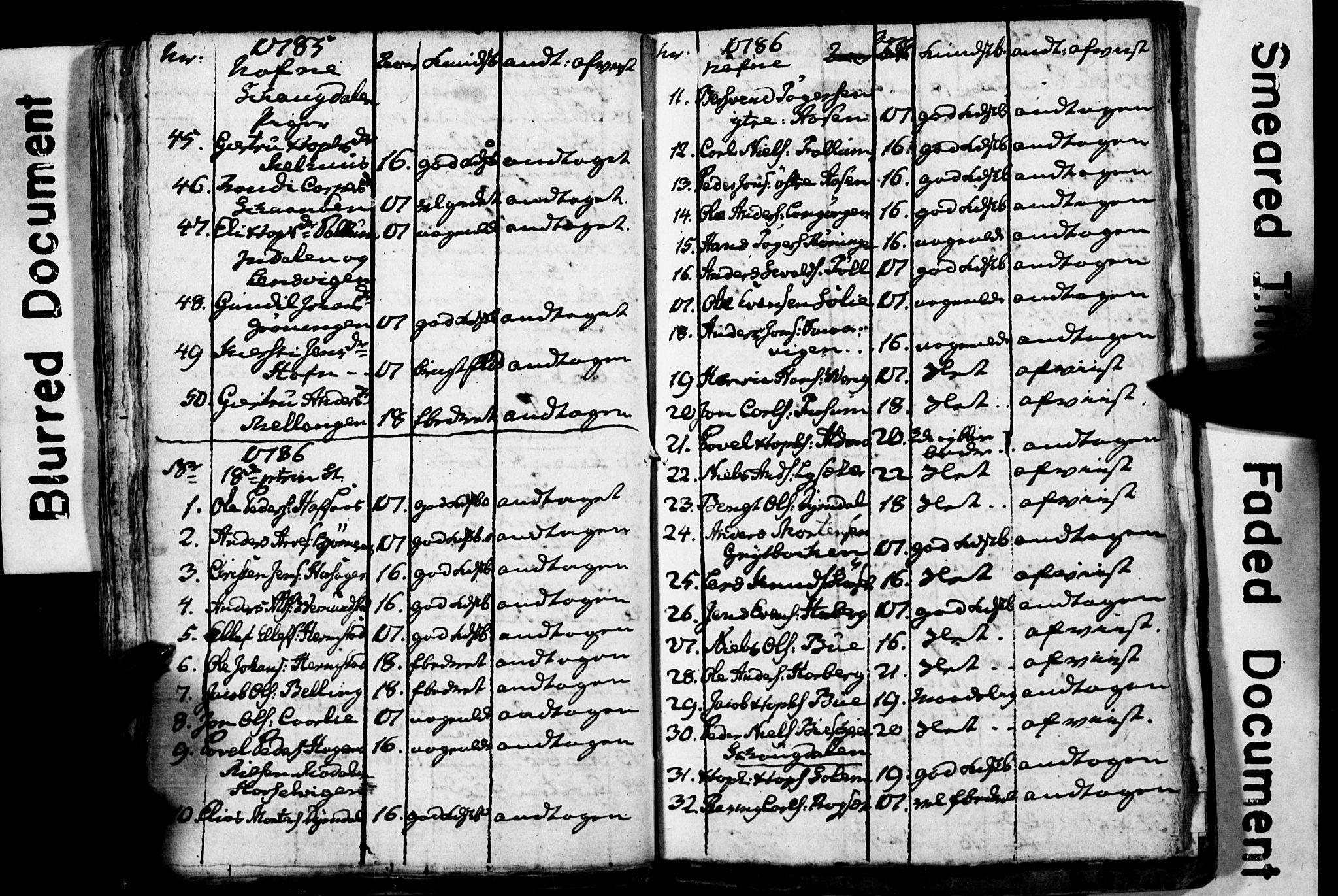 SAT, Ministerialprotokoller, klokkerbøker og fødselsregistre - Sør-Trøndelag, 646/L0614: Ministerialbok nr. 646A12, 1760-1798