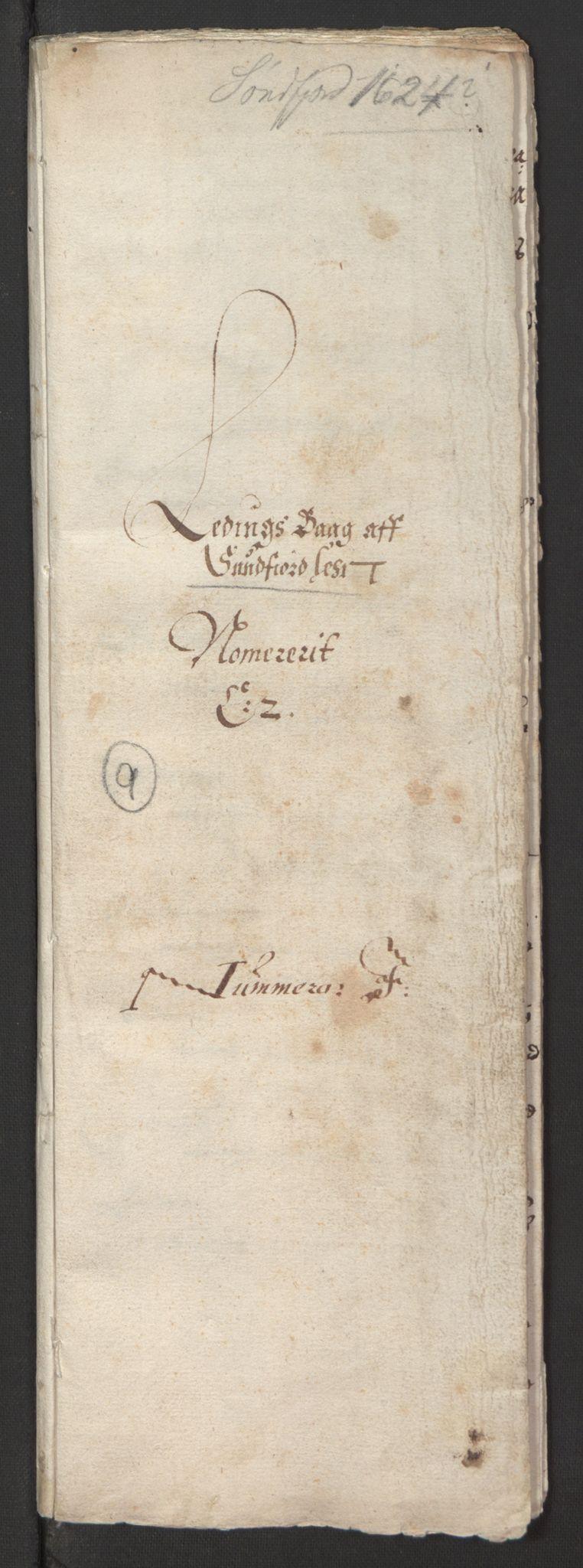 RA, Stattholderembetet 1572-1771, Ek/L0003: Jordebøker til utlikning av garnisonsskatt 1624-1626:, 1624-1625, s. 237