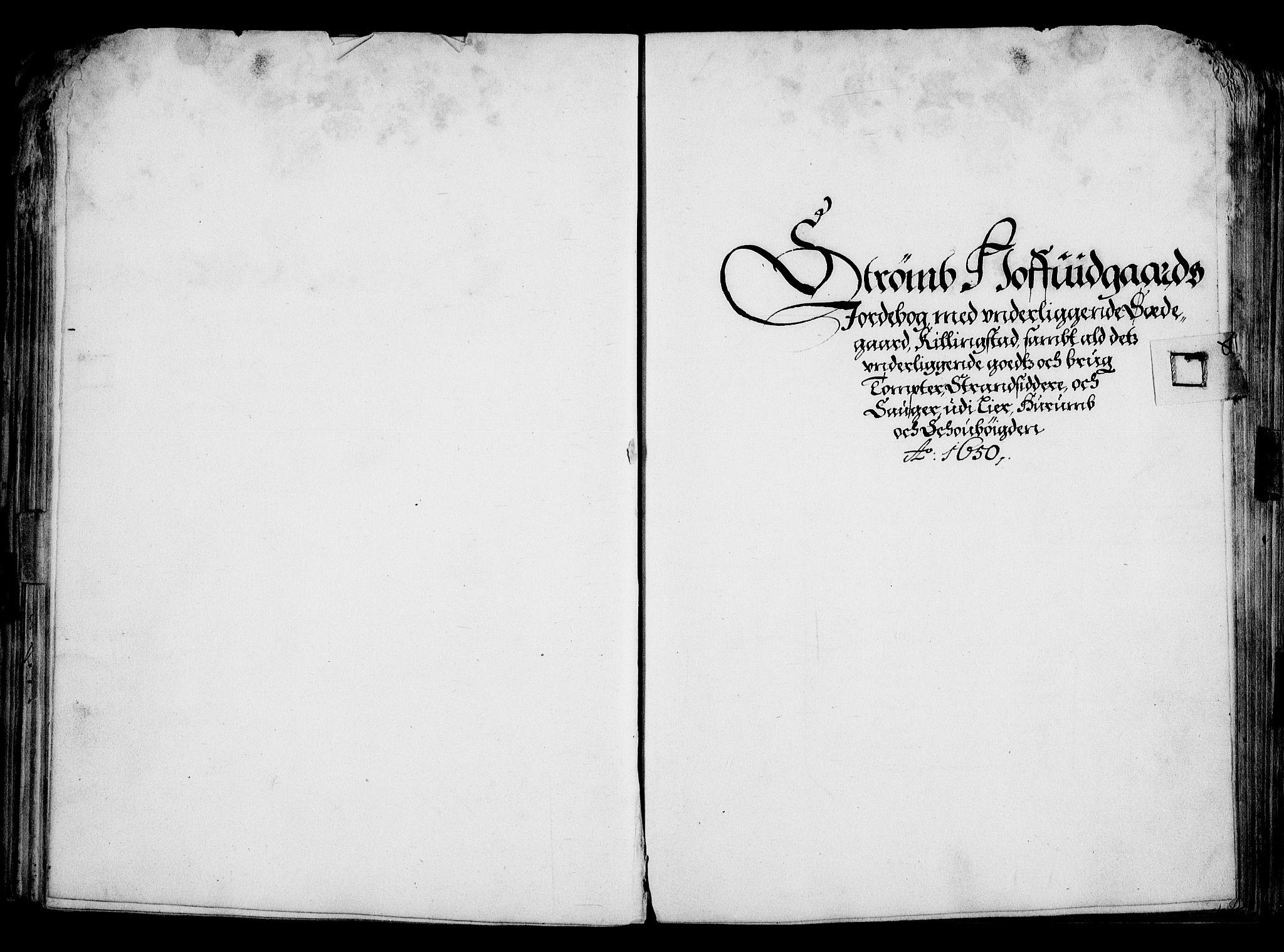 RA, Rentekammeret inntil 1814, Realistisk ordnet avdeling, On/L0001: Statens gods, 1651, s. 53