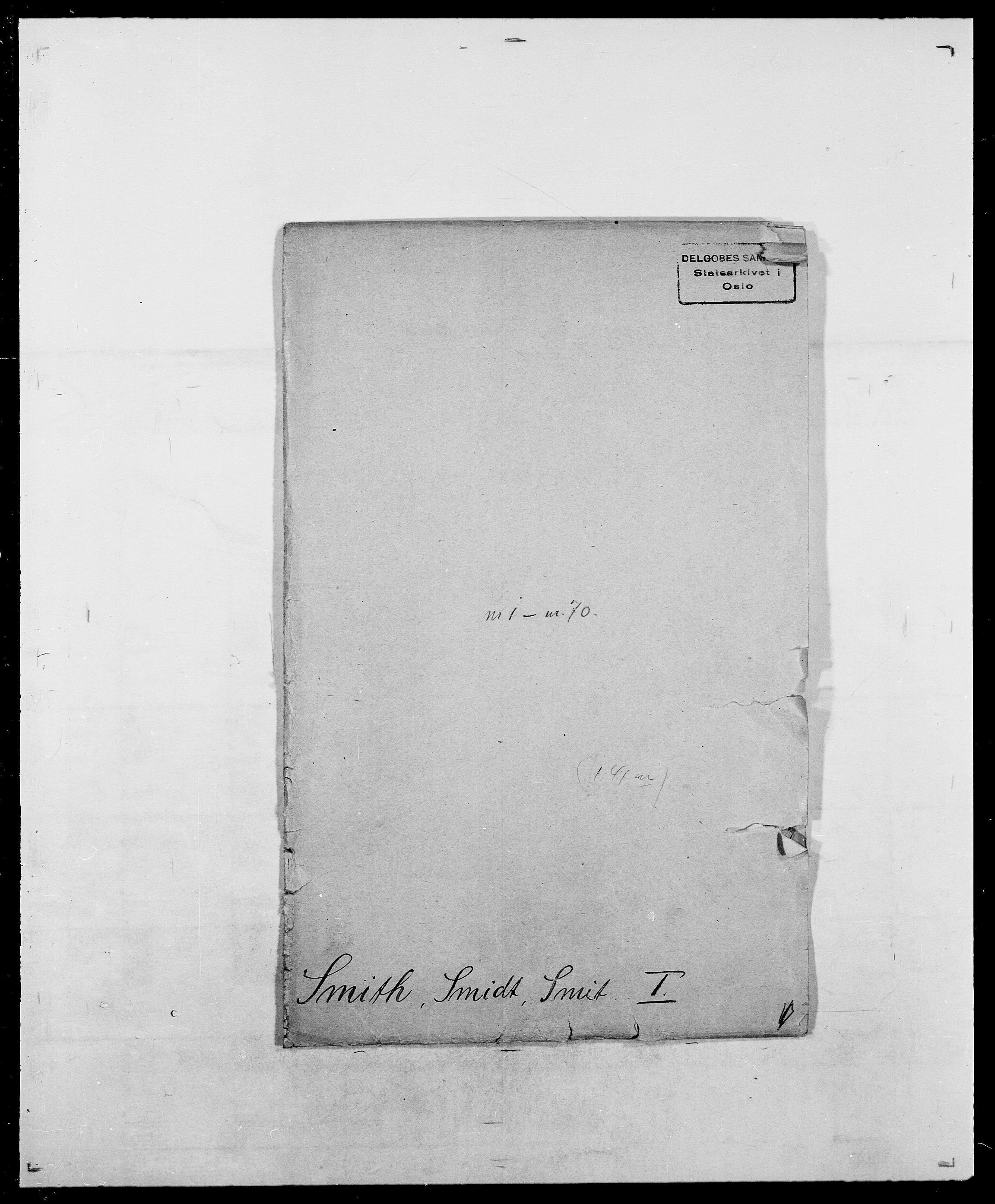 SAO, Delgobe, Charles Antoine - samling, D/Da/L0036: Skaanør - Staverskov, s. 129