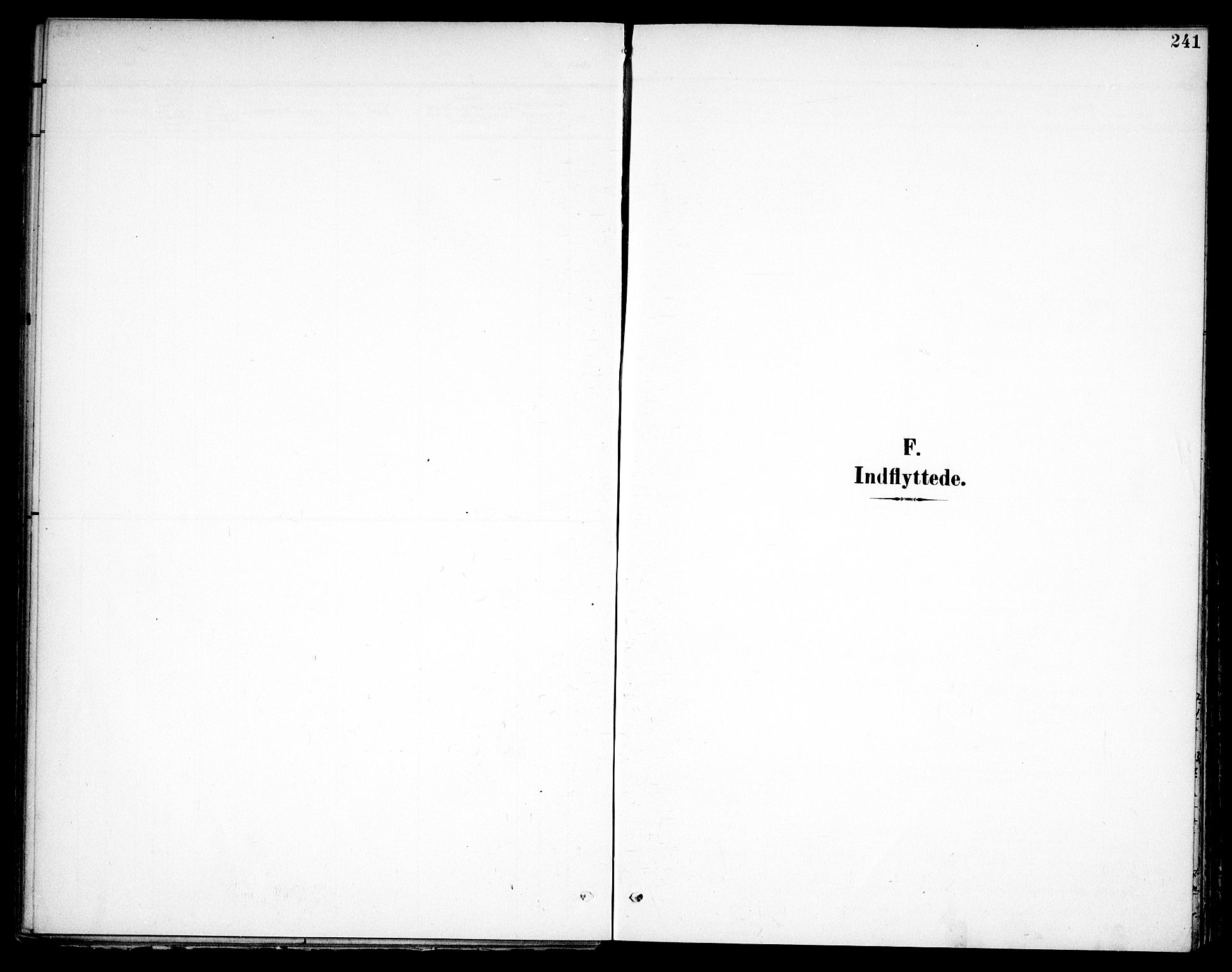 SAO, Høland prestekontor Kirkebøker, F/Fa/L0015: Ministerialbok nr. I 15, 1897-1912, s. 241