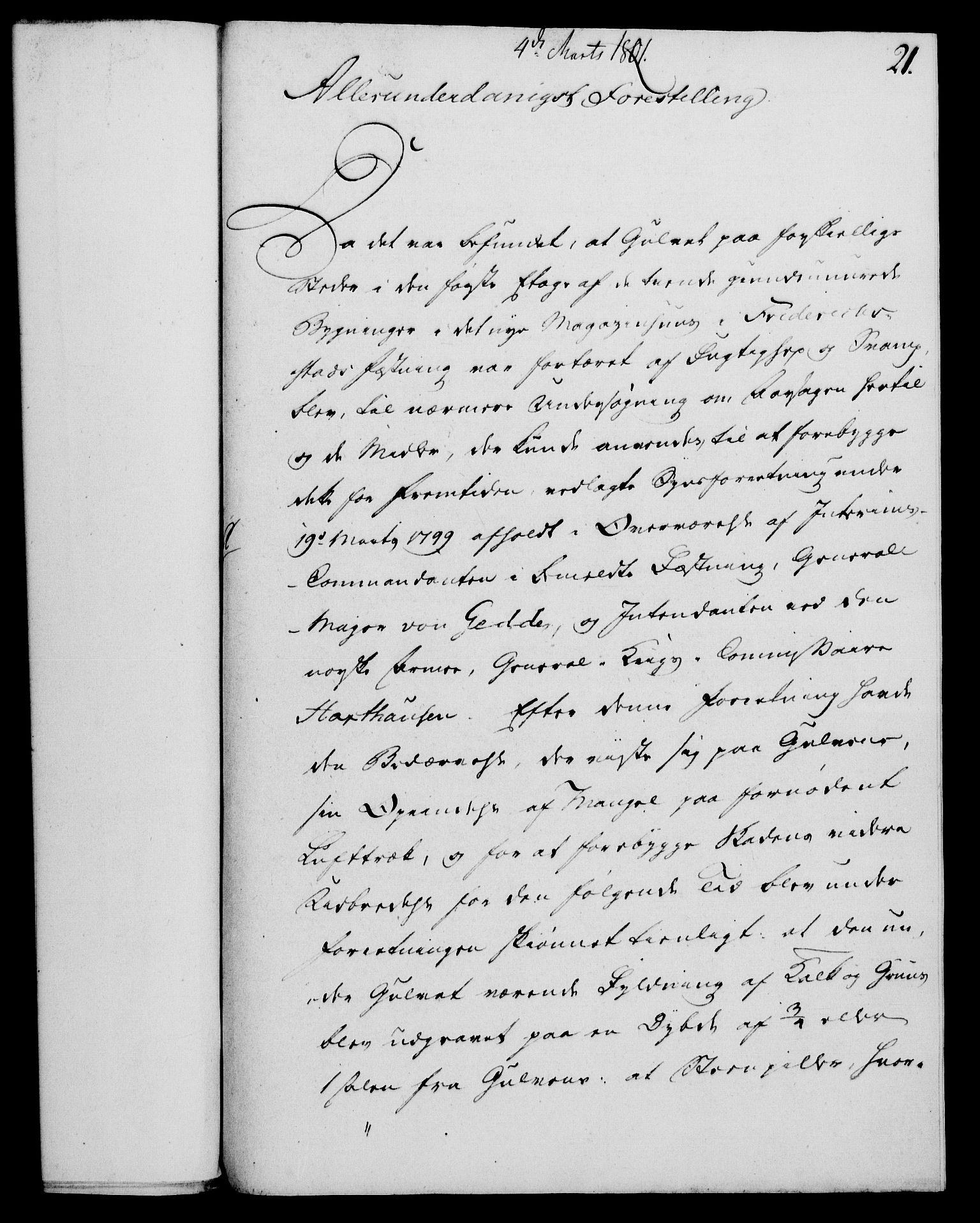 RA, Rentekammeret, Kammerkanselliet, G/Gf/Gfa/L0083: Norsk relasjons- og resolusjonsprotokoll (merket RK 52.83), 1801, s. 162