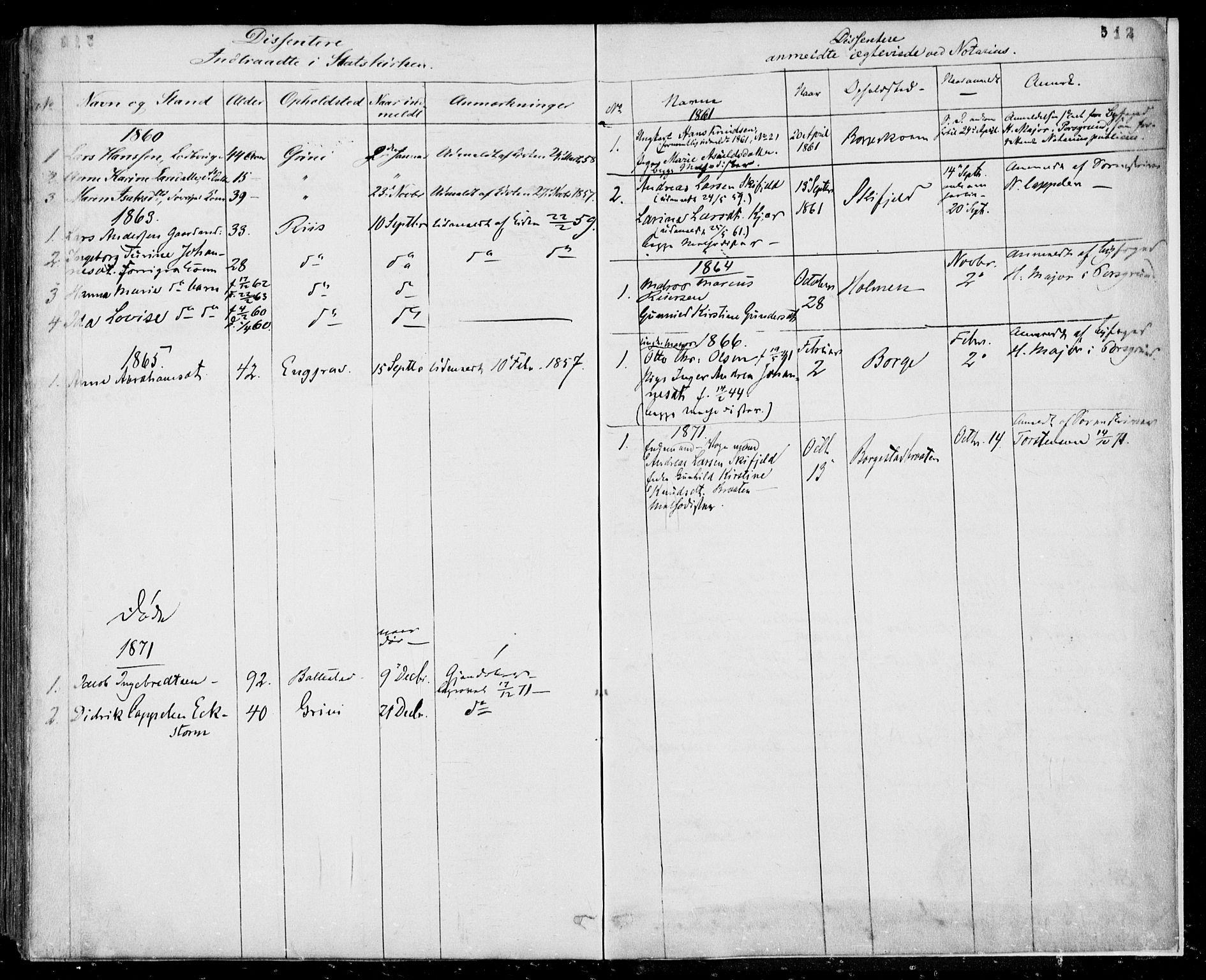 SAKO, Gjerpen kirkebøker, F/Fa/L0008b: Ministerialbok nr. 8B, 1857-1871, s. 512