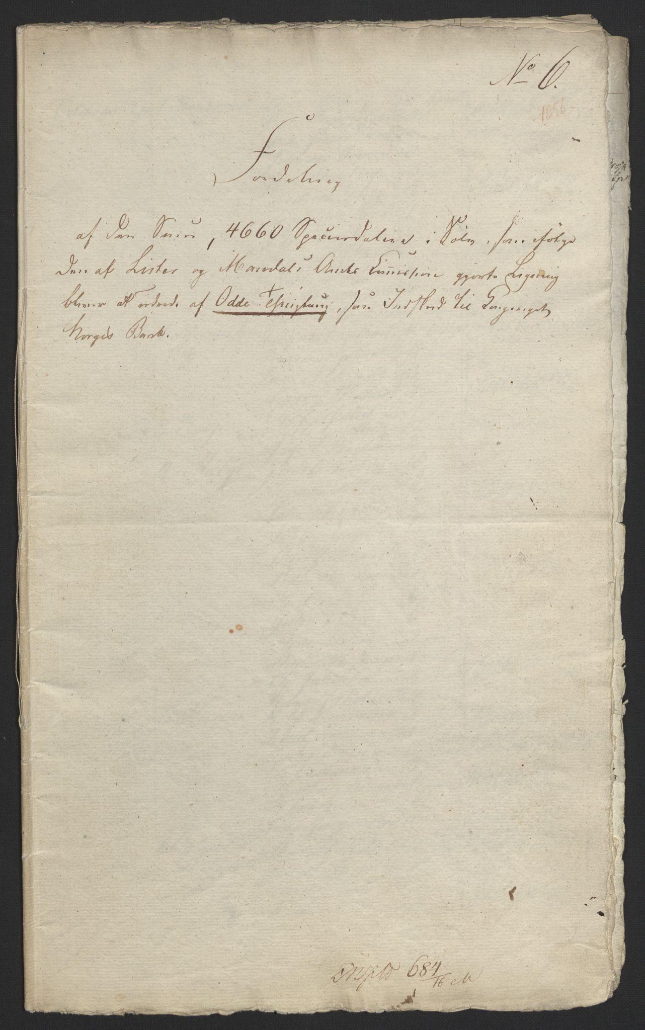 NOBA, Norges Bank/Sølvskatten 1816*, 1816-1822, s. 14