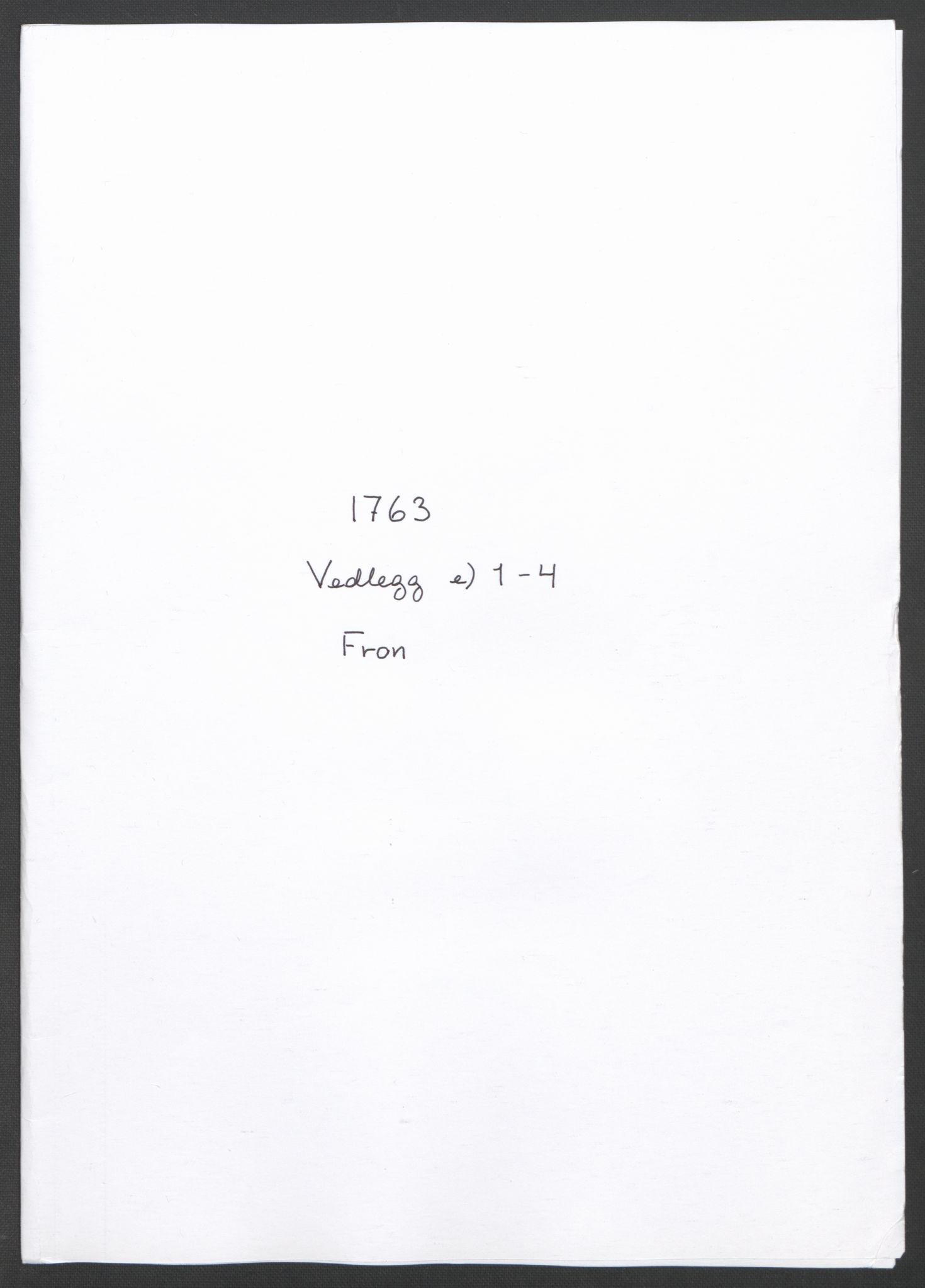 RA, Rentekammeret inntil 1814, Reviderte regnskaper, Fogderegnskap, R17/L1266: Ekstraskatten Gudbrandsdal, 1762-1766, s. 178