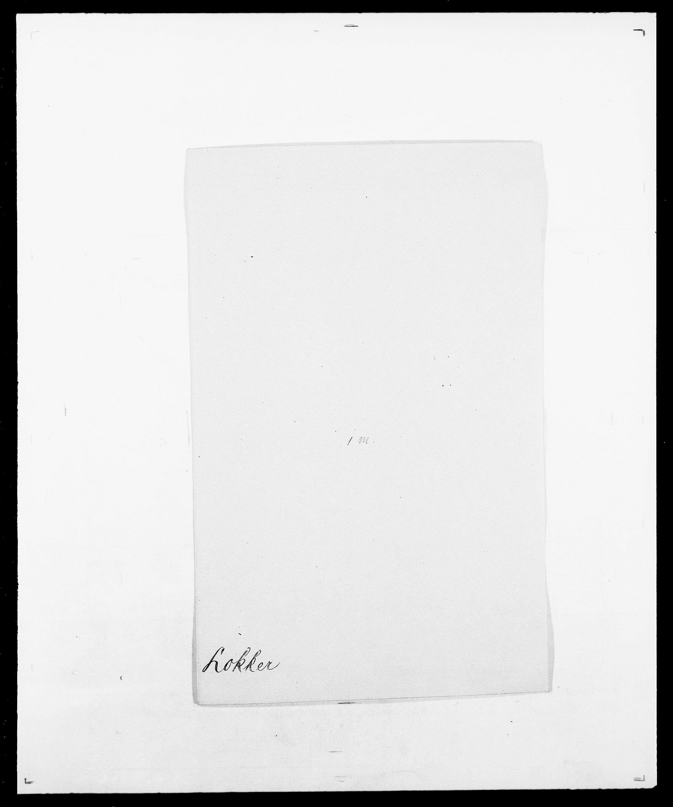 SAO, Delgobe, Charles Antoine - samling, D/Da/L0024: Lobech - Lærum, s. 98