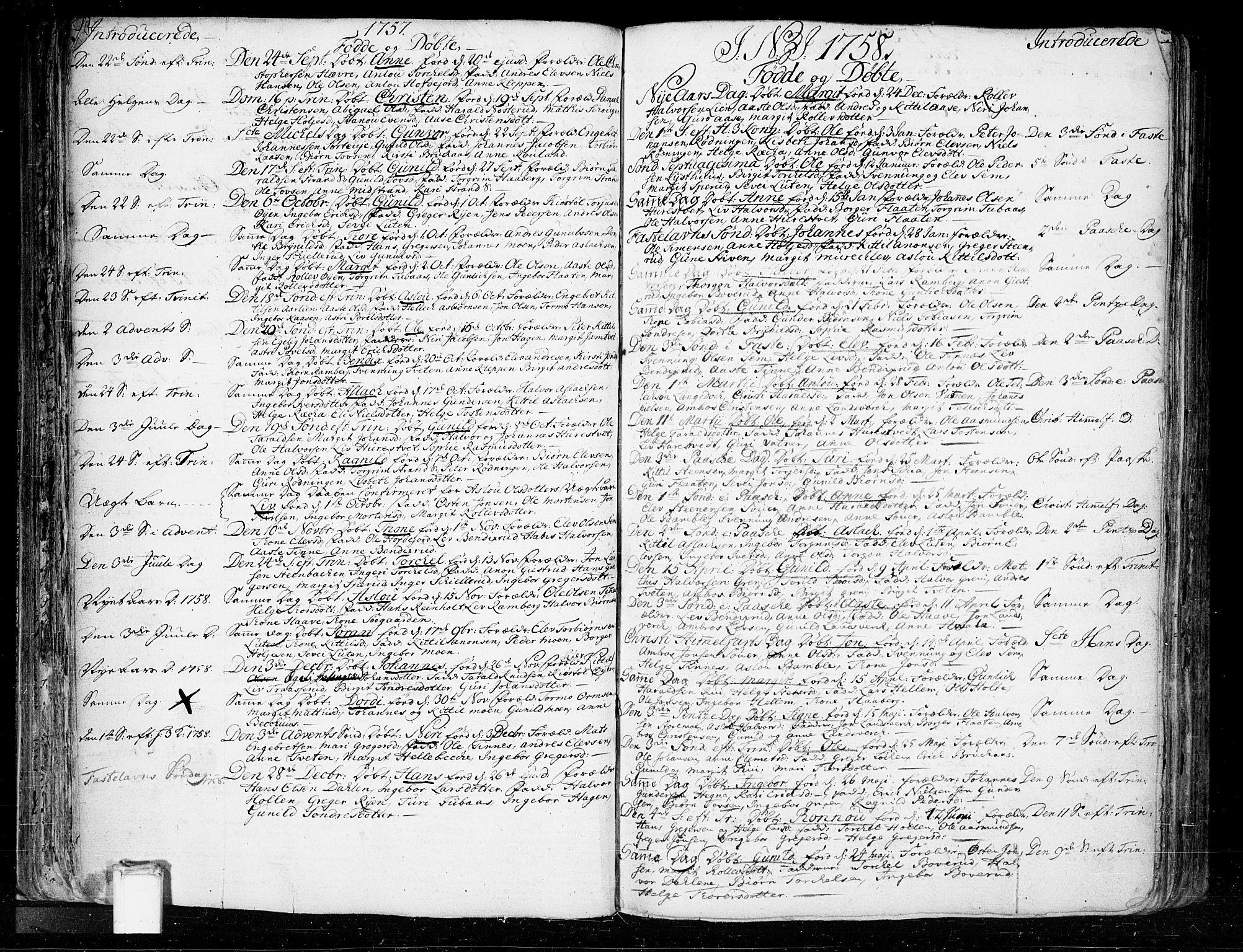 SAKO, Heddal kirkebøker, F/Fa/L0003: Ministerialbok nr. I 3, 1723-1783, s. 80