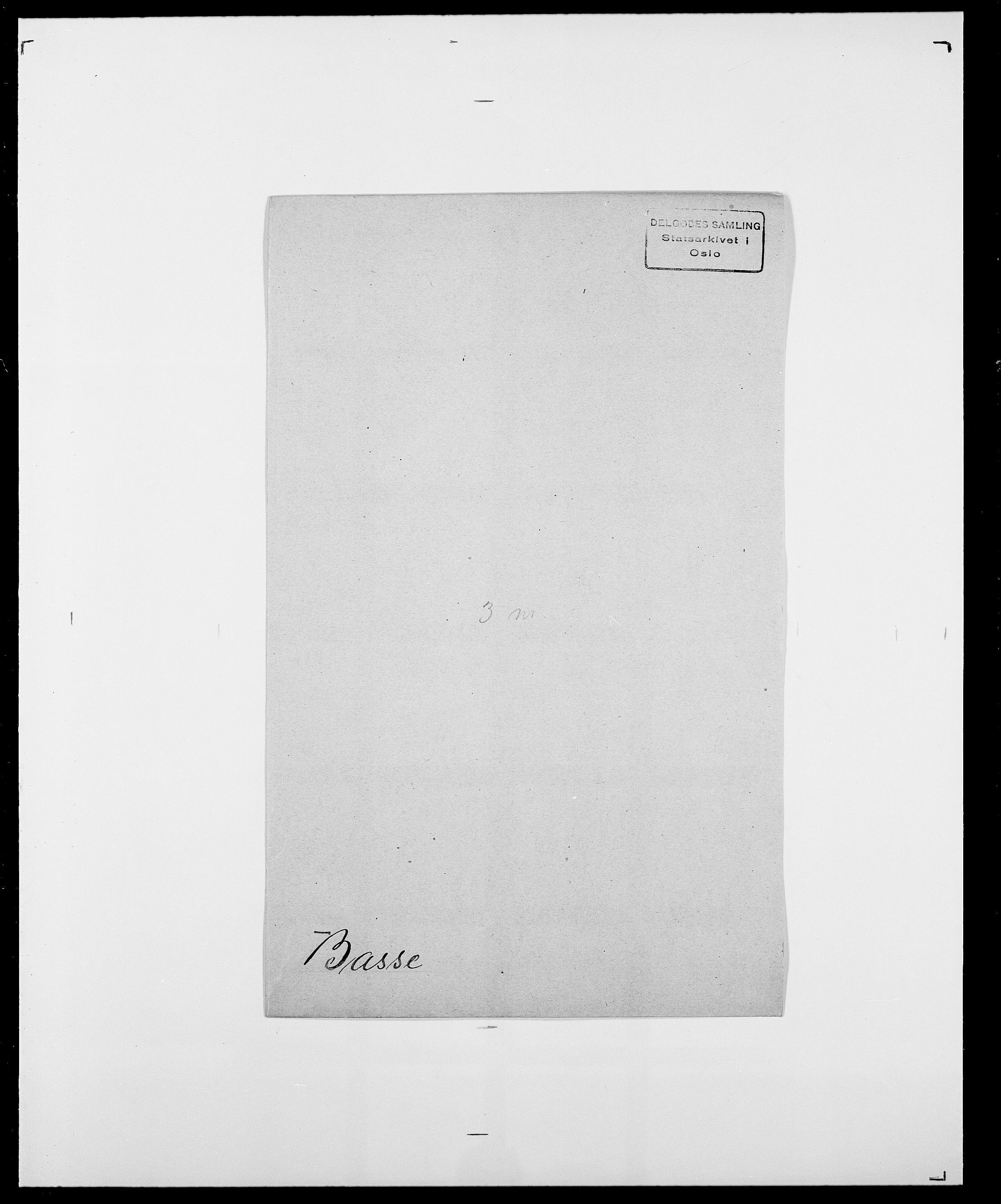 SAO, Delgobe, Charles Antoine - samling, D/Da/L0003: Barca - Bergen, s. 417