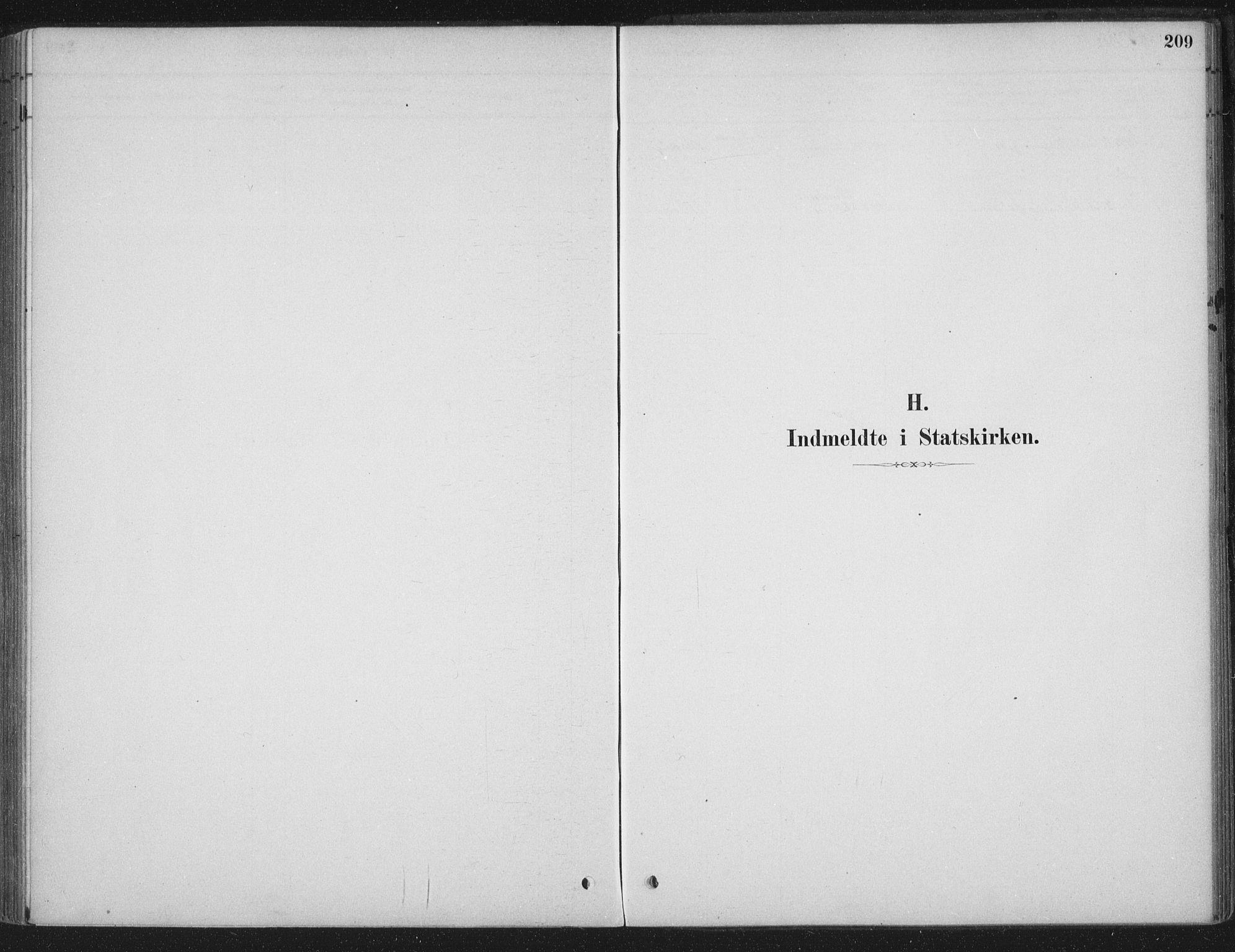 SAT, Ministerialprotokoller, klokkerbøker og fødselsregistre - Sør-Trøndelag, 662/L0755: Ministerialbok nr. 662A01, 1879-1905, s. 209