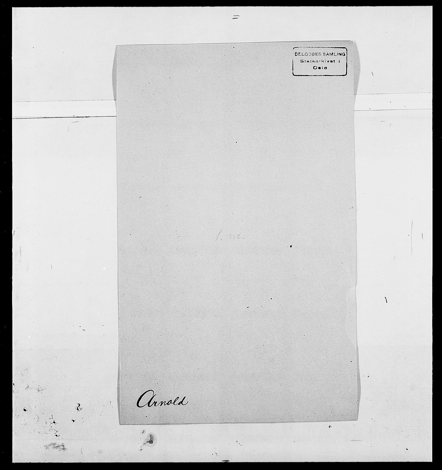 SAO, Delgobe, Charles Antoine - samling, D/Da/L0002: Anker, Ancher - Bauner, s. 363