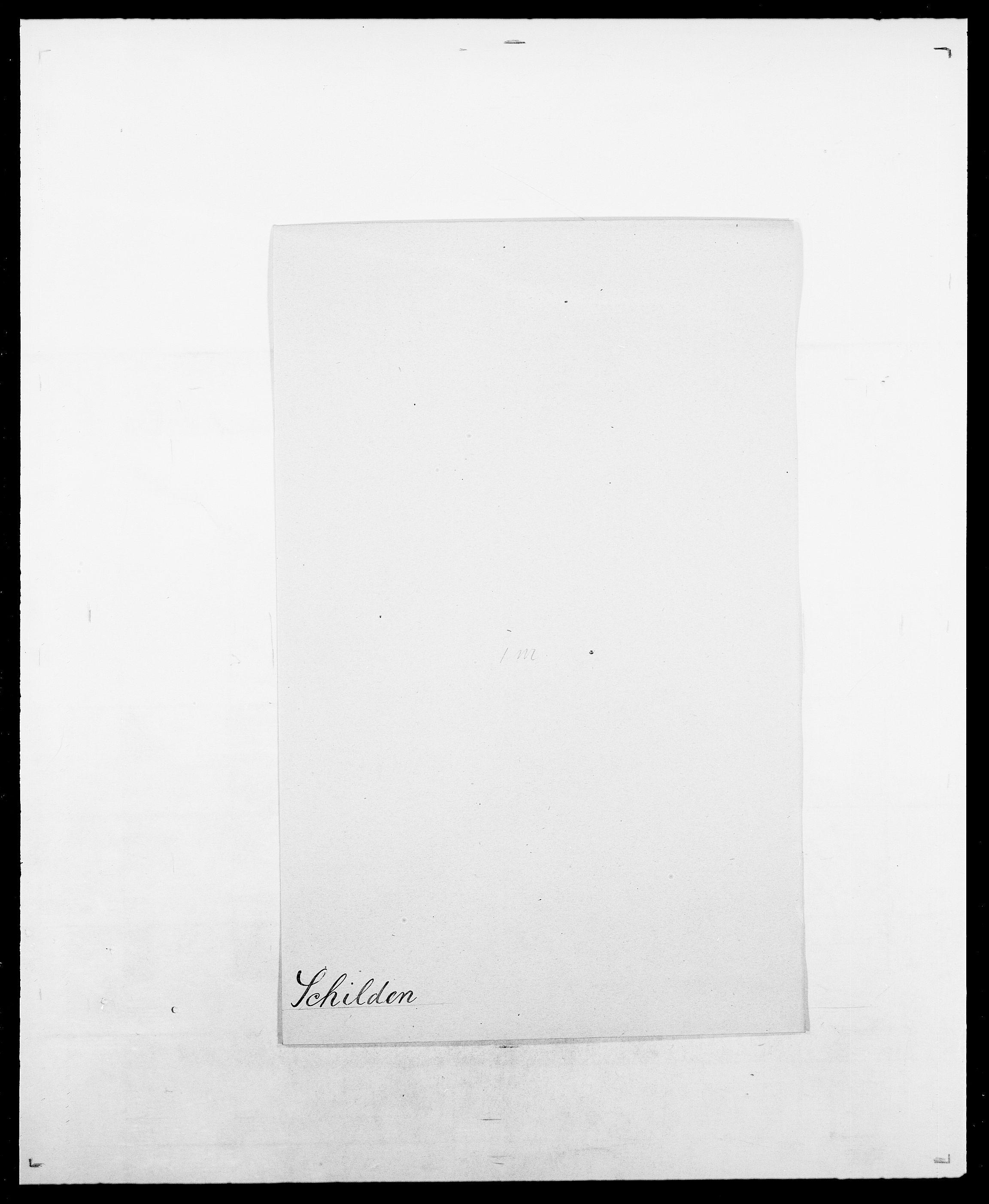 SAO, Delgobe, Charles Antoine - samling, D/Da/L0034: Saabye - Schmincke, s. 527