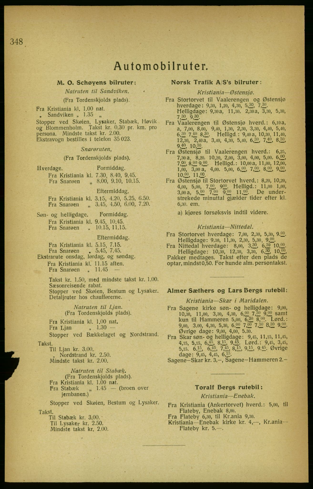 PUBL, Aker adressebok/adressekalender, 1922, s. 348