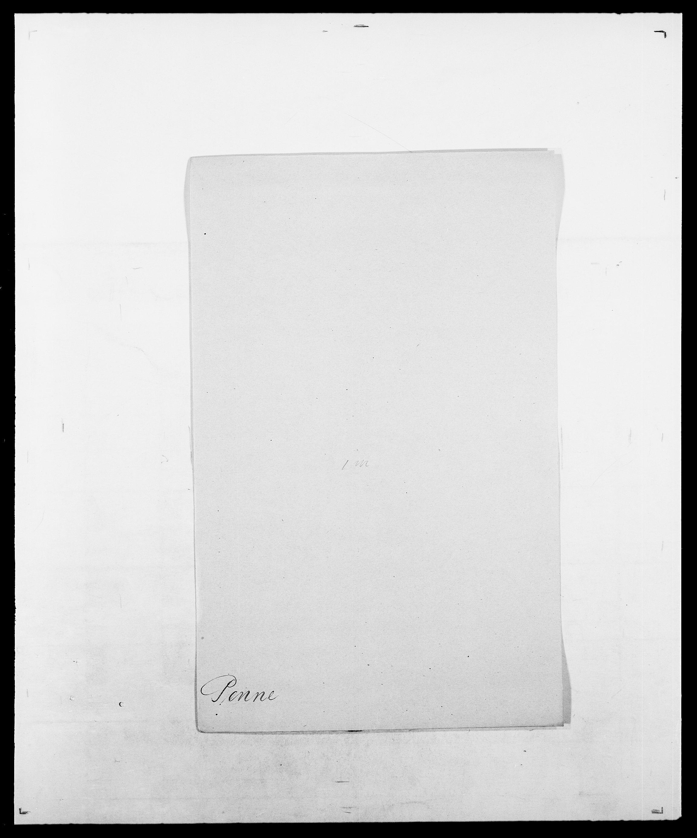 SAO, Delgobe, Charles Antoine - samling, D/Da/L0030: Paars - Pittelkov, s. 347