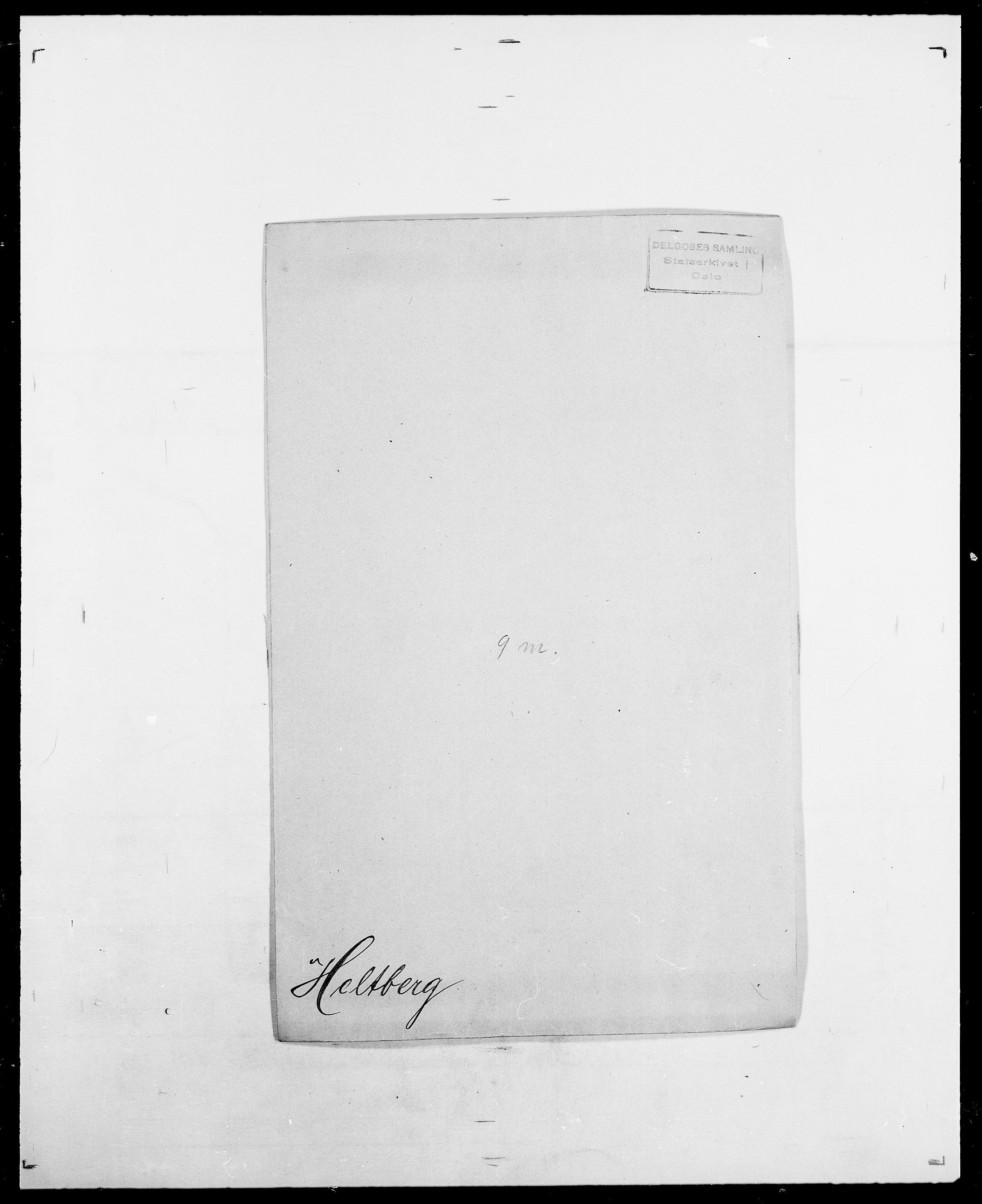 SAO, Delgobe, Charles Antoine - samling, D/Da/L0017: Helander - Hjørne, s. 124