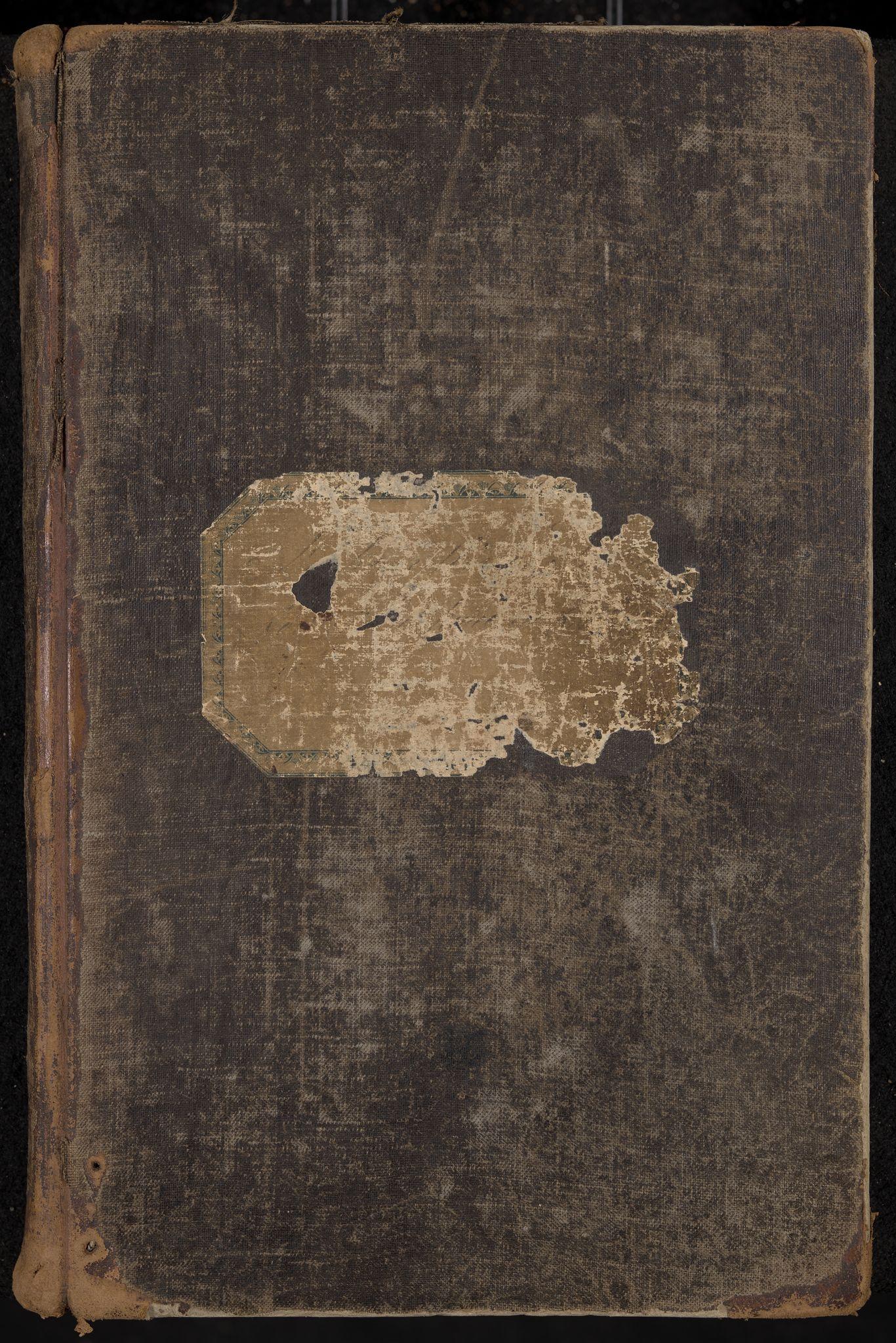 IKAK, Stavern formannskap, Aa/L0002: Møtebok, 1860-1884