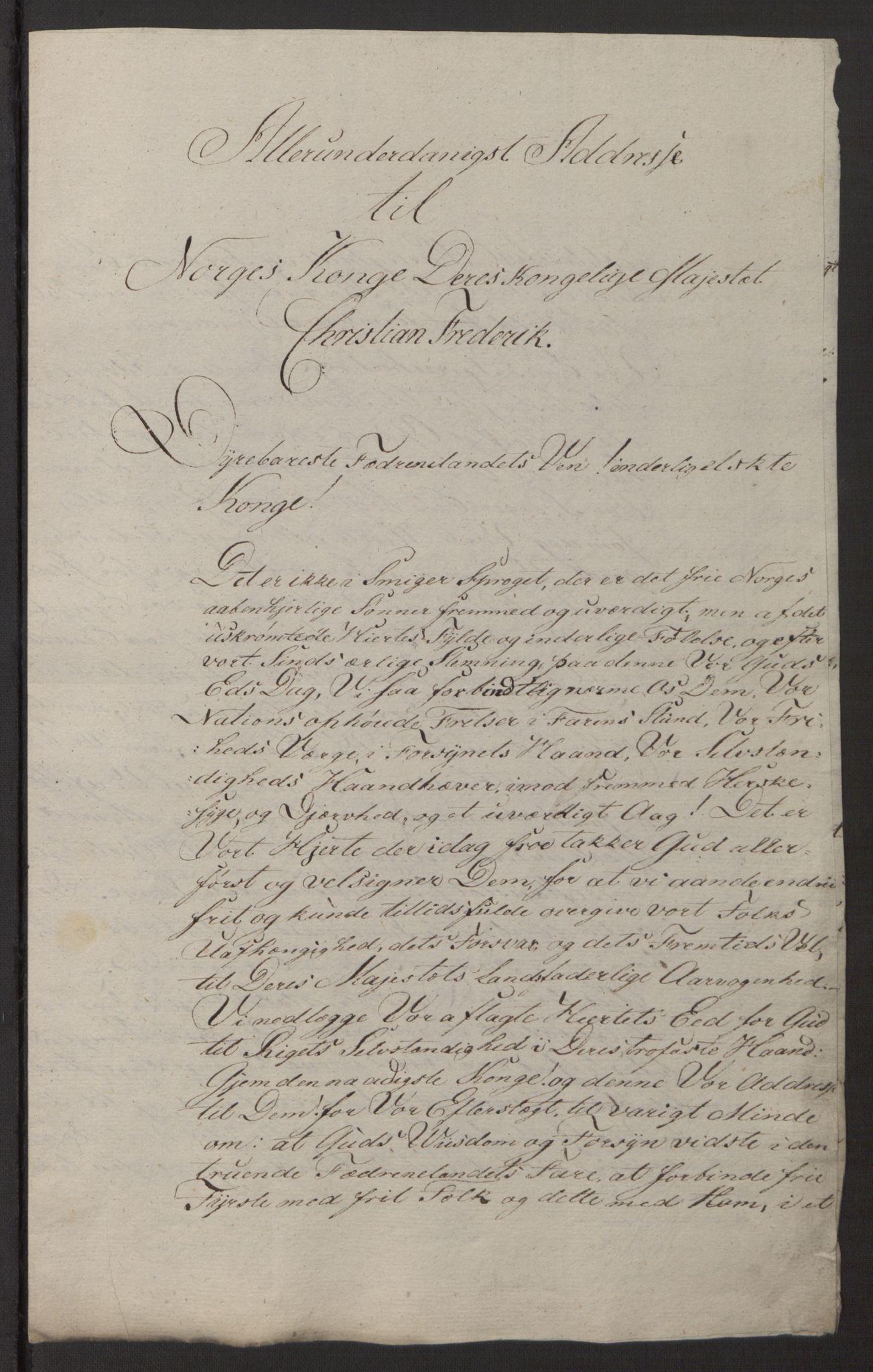 SATØ, Amtmannen/Fylkesmannen i Finnmark*, 1814, s. 53